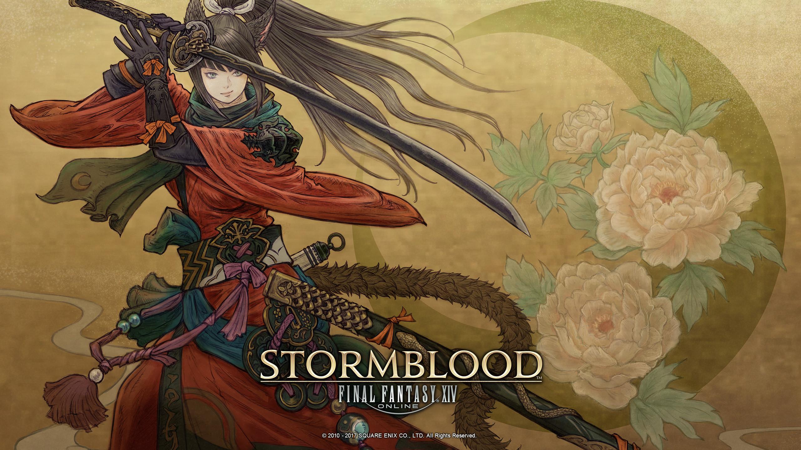 Explore Samurai Artwork, Final Fantasy Xiv, and more!