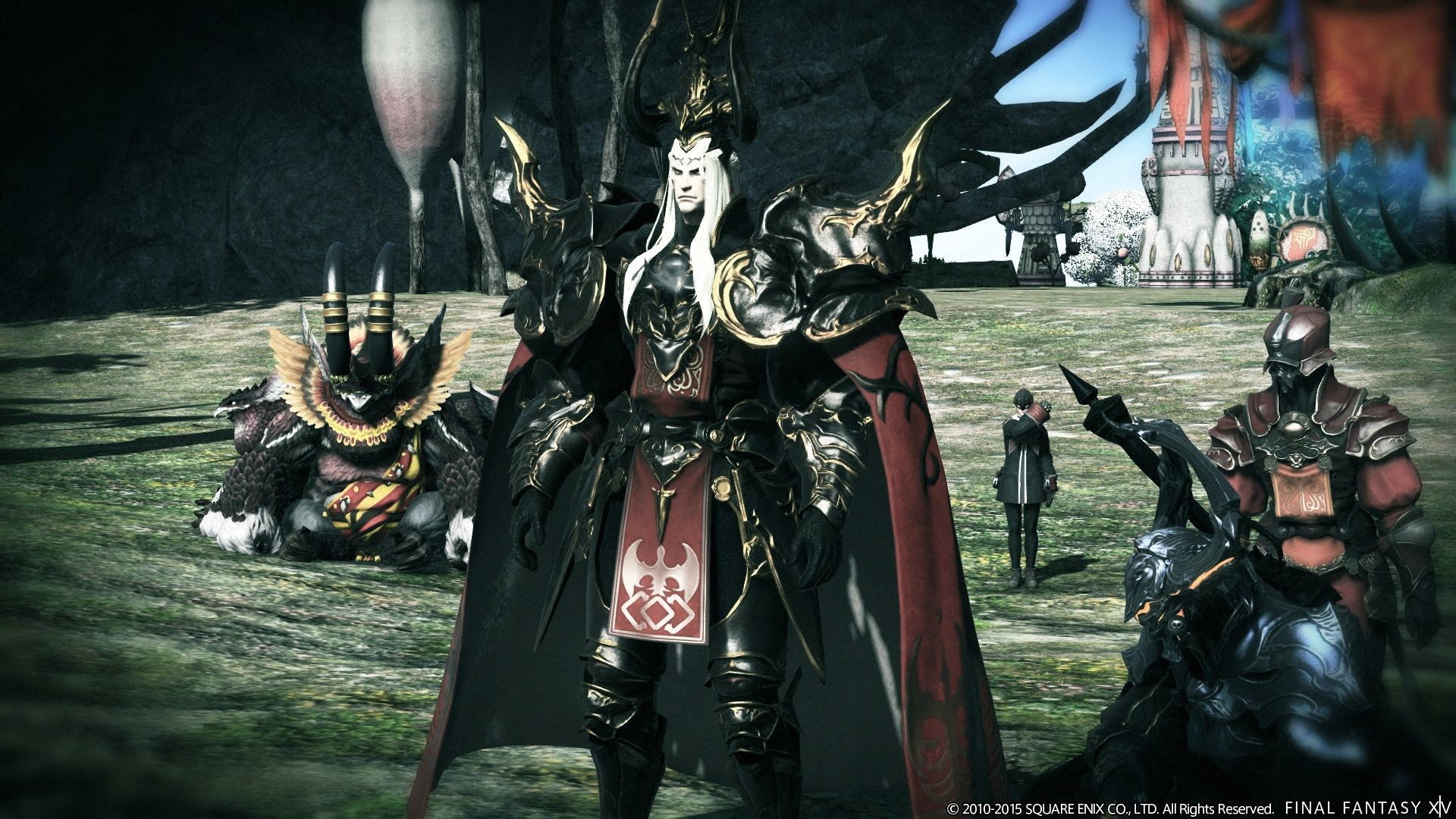 Final Fantasy XIV Expansion's Videos and Screenshots Show Gameplay and  Lovely Theme Song by Nobuo Uematsu