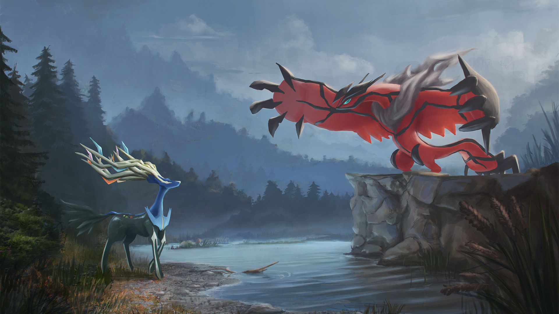 Entei Legendary Pokémon · HD Wallpaper | Background ID:661582
