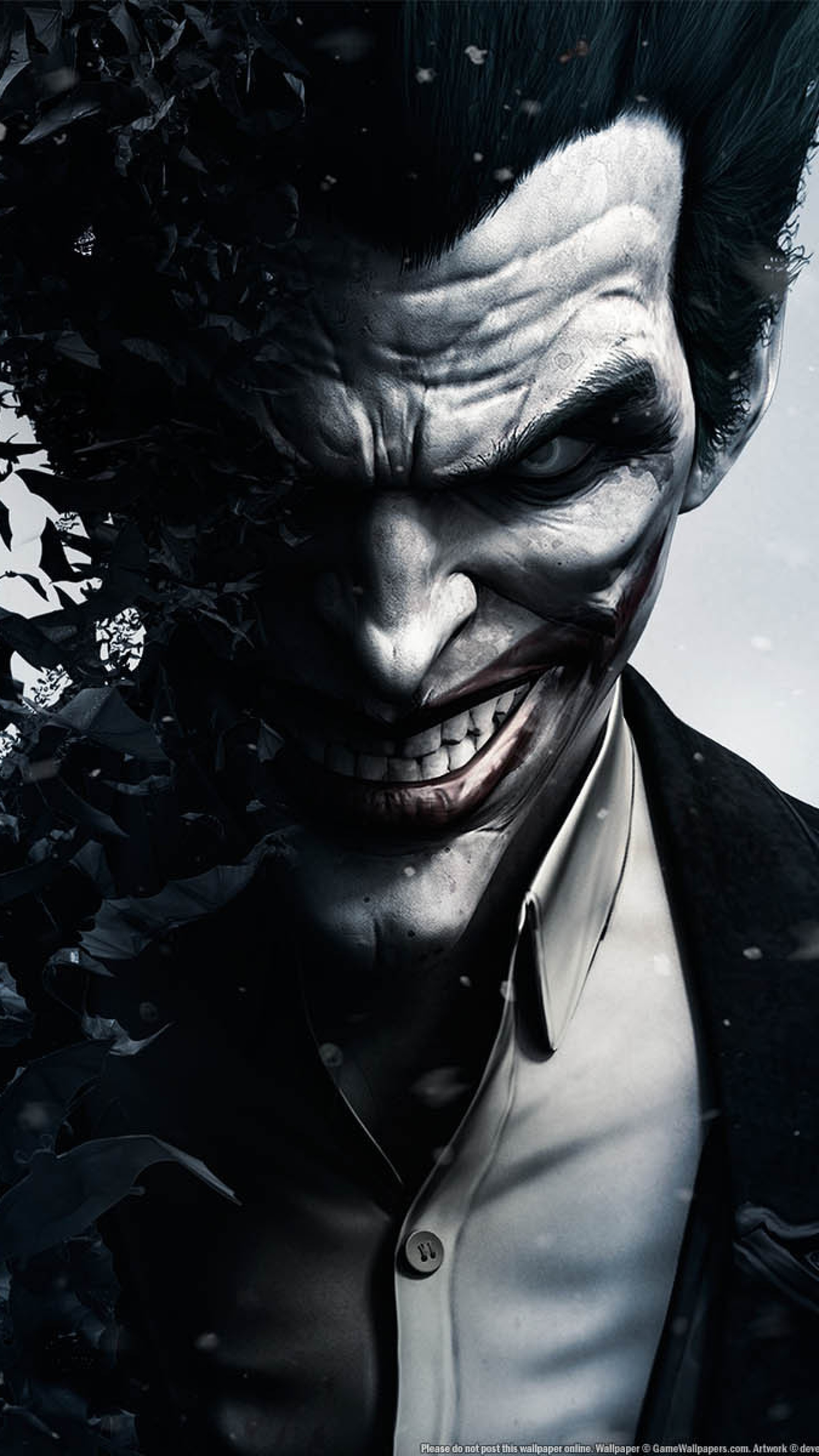 Wallpaper batman arkham origins, joker, red cap, warner bros  interactive entertainment,