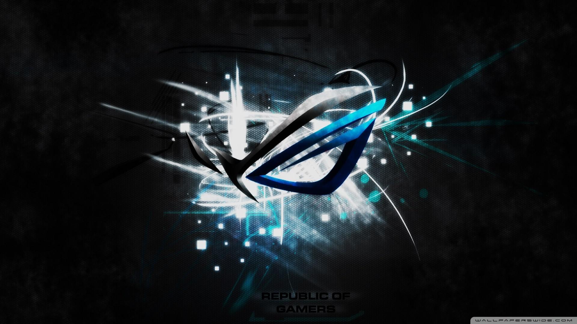 … asus republic of gamers hd desktop wallpaper high definition …