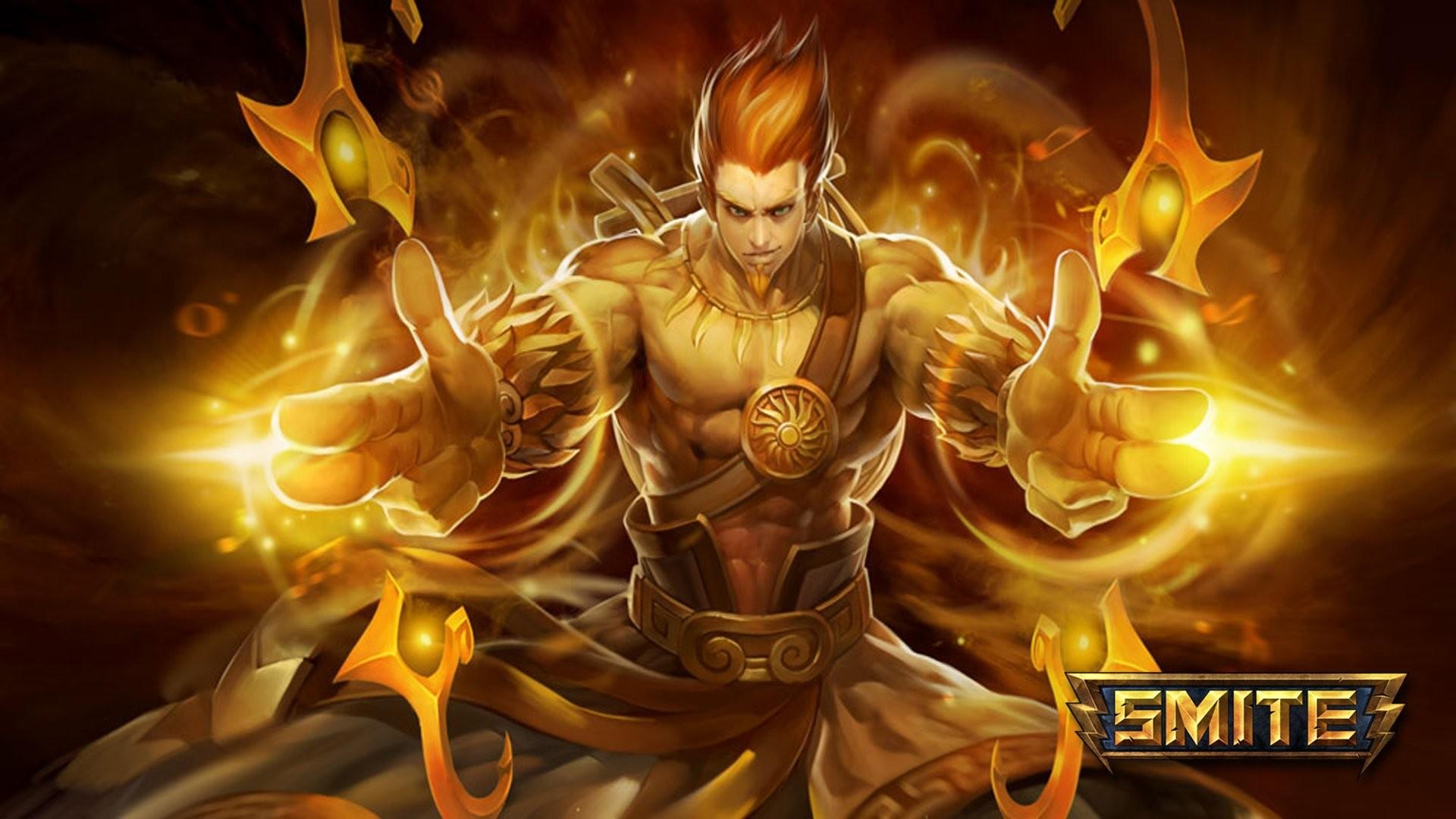SMITE mmo online battle fighting fantasy warrior wallpaper | .