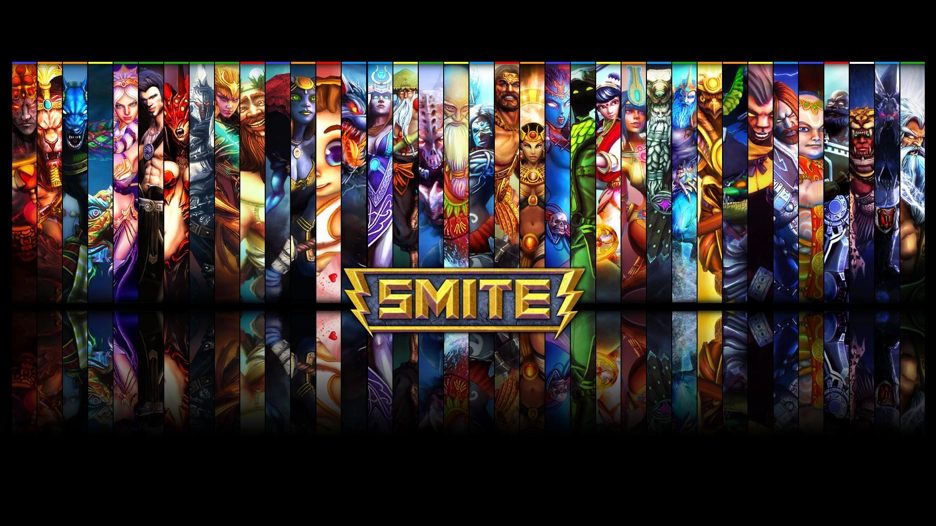 Smite Wallpaper