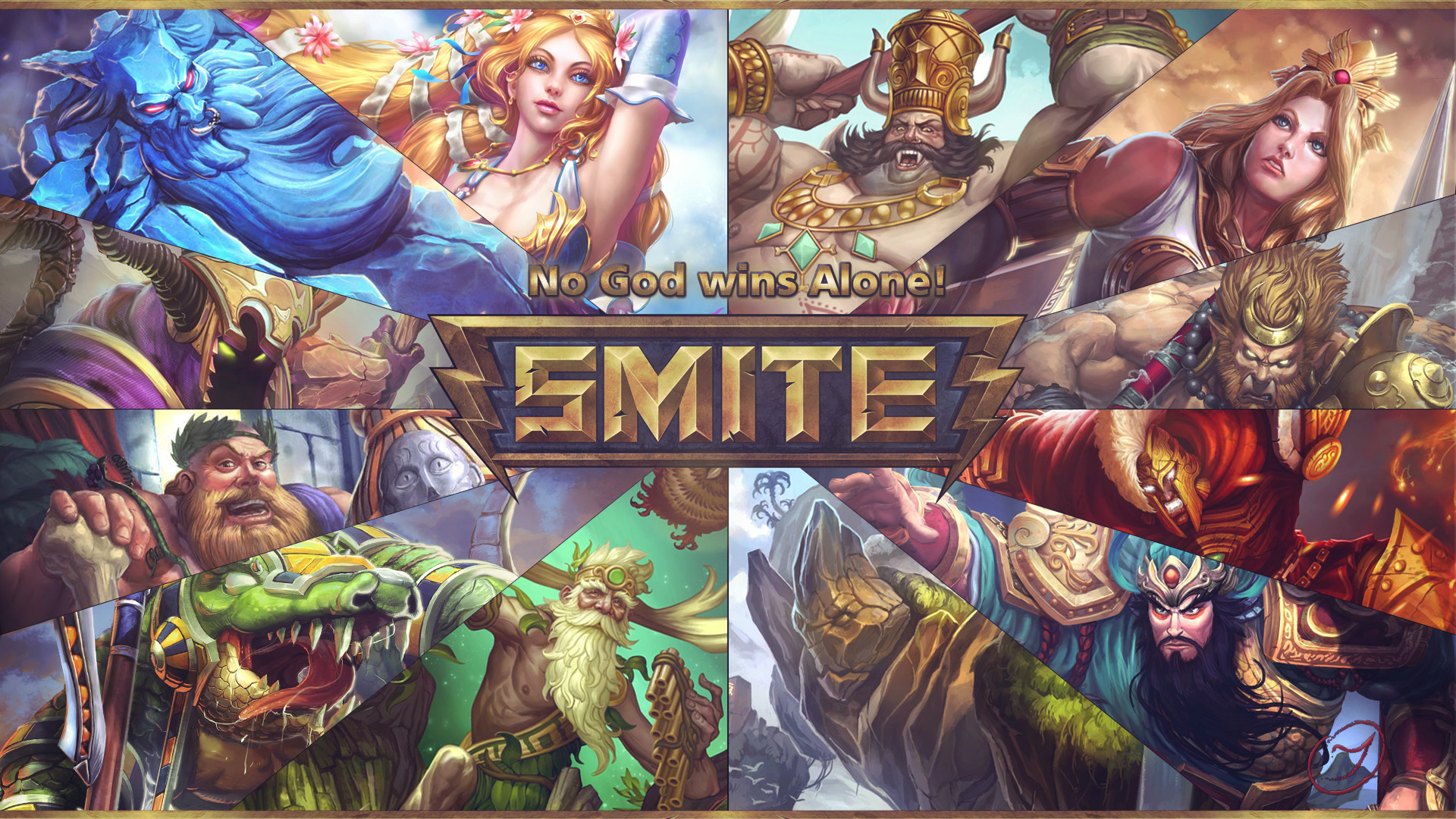 … smite game hd wallpapers wallpapers venue …
