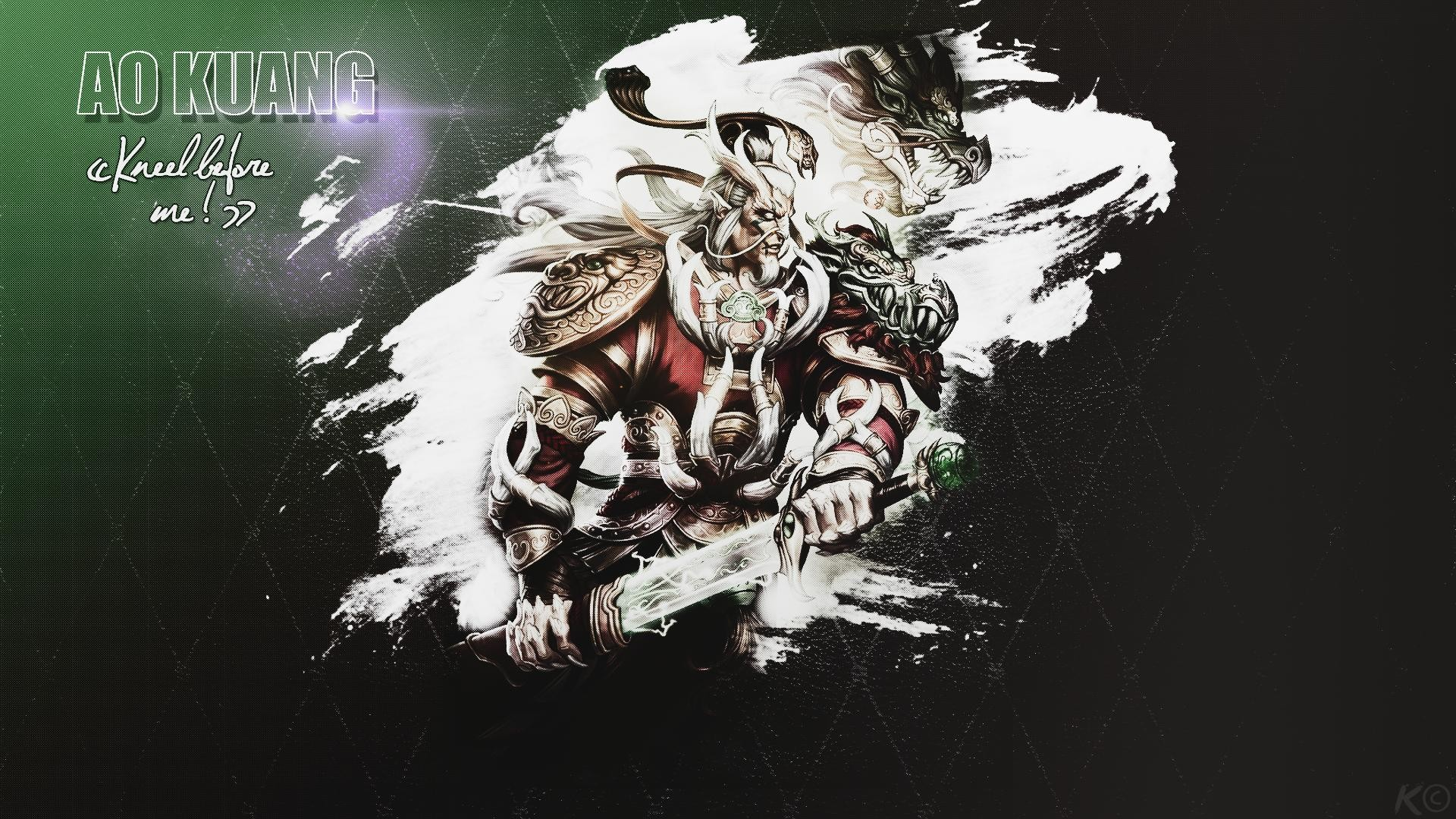 Here we are again boys. This time, it's Ao Kuang. …