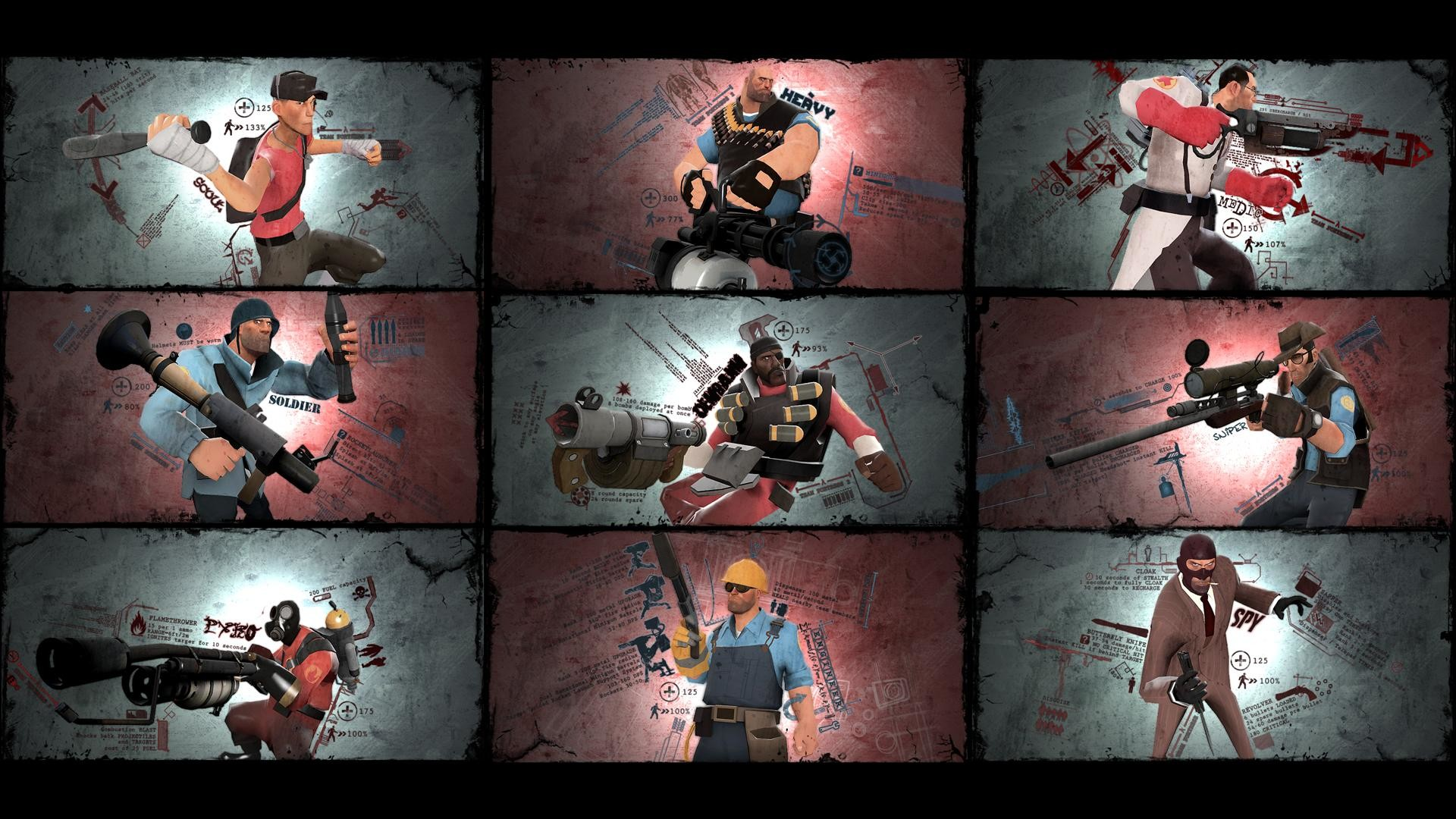 Related Wallpapers from Smite Wallpaper. TF2 Wallpaper