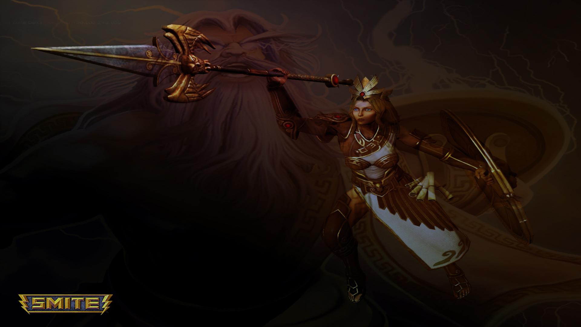 Can anyone create an Athena wallpaper?