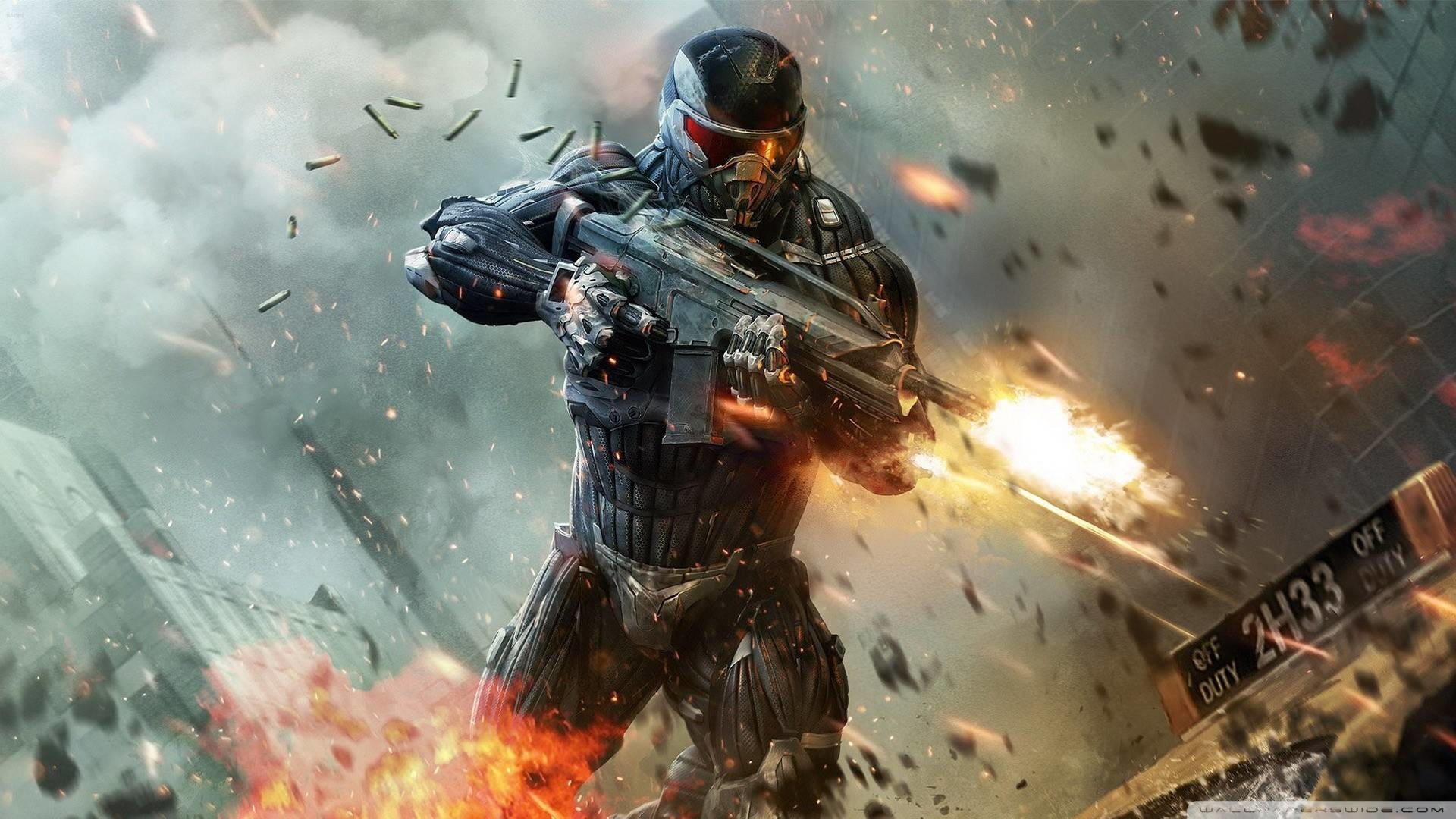 Crysis 2 Wallpapers in full 1080P HD Â« GamingBolt.com: Video Game .