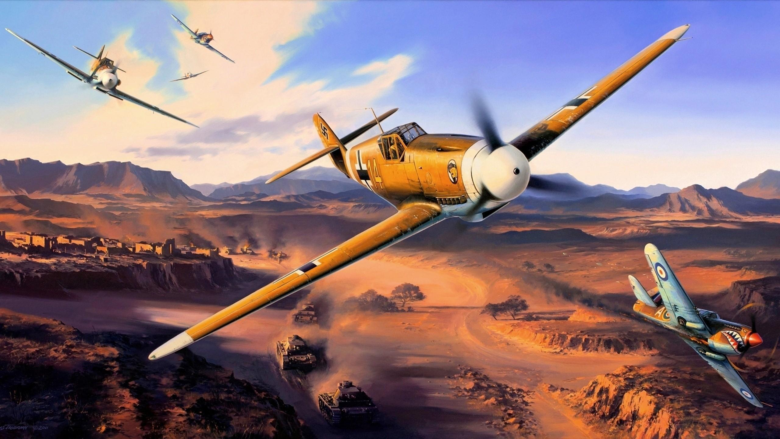 Aircraft World War II Luftwaffe wallpaper     200993 .