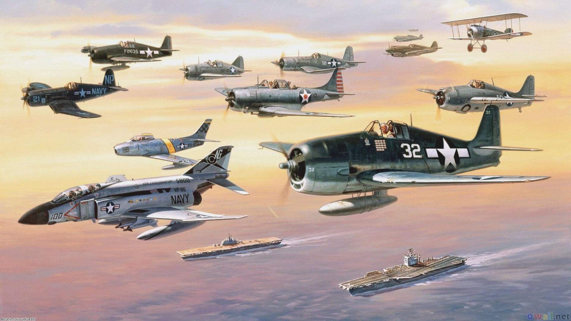 Navy aircraft wallpaper #17333 – Open Walls