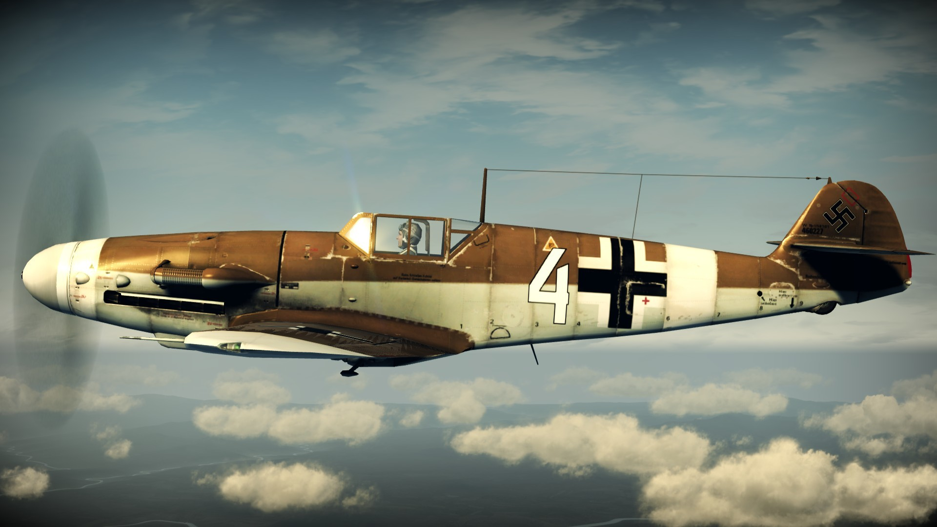 bf-109g-2_eng_06.jpg (1920×1080)   WW2 Aircraft   Pinterest   Aircraft,  Luftwaffe and Planes