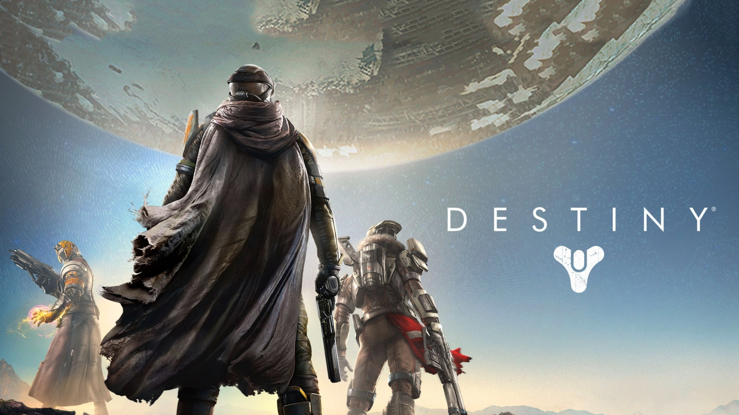 Preview wallpaper destiny, game, 2014 2560×1440