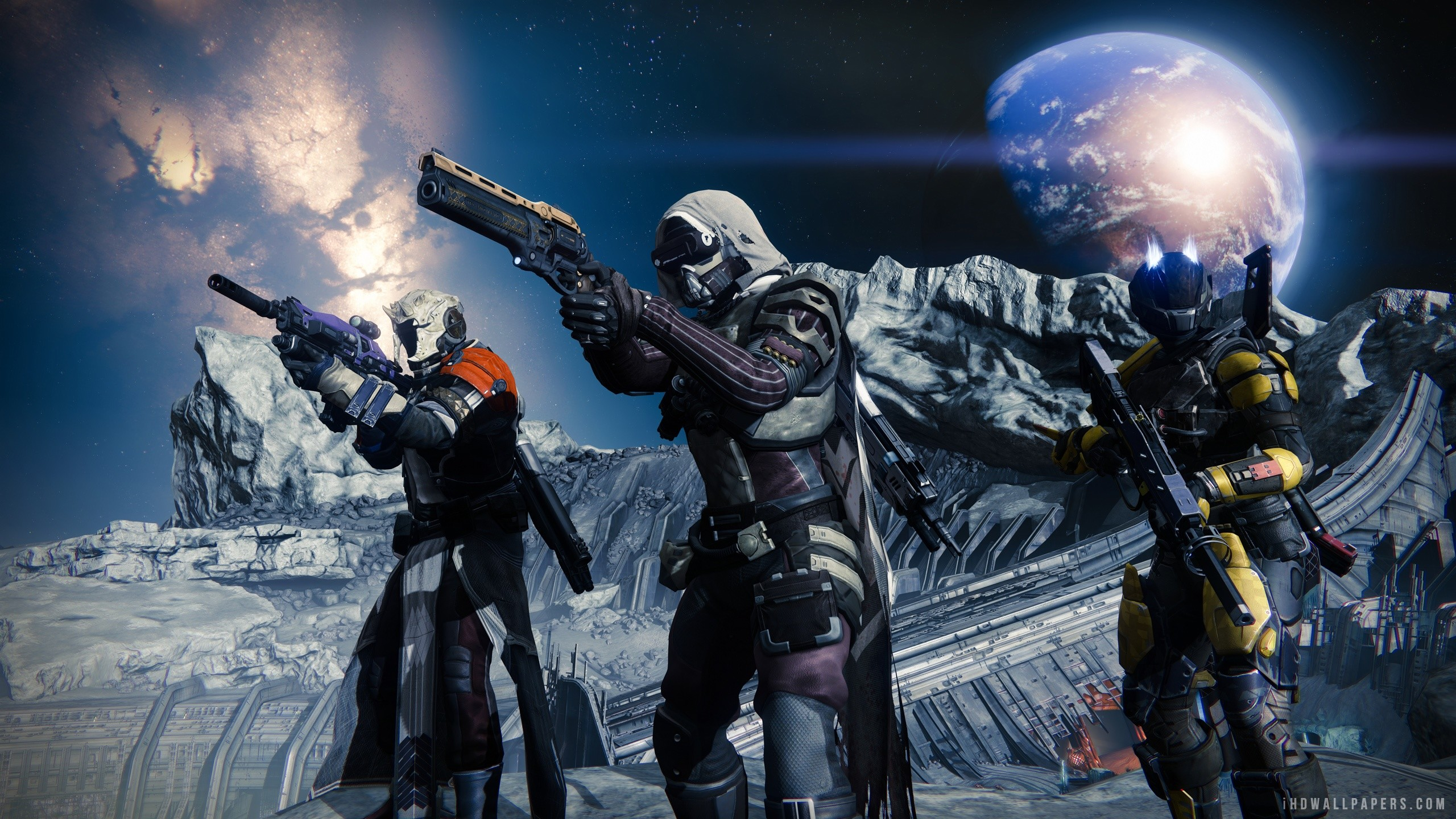 destiny game wallpapers 2560×1440