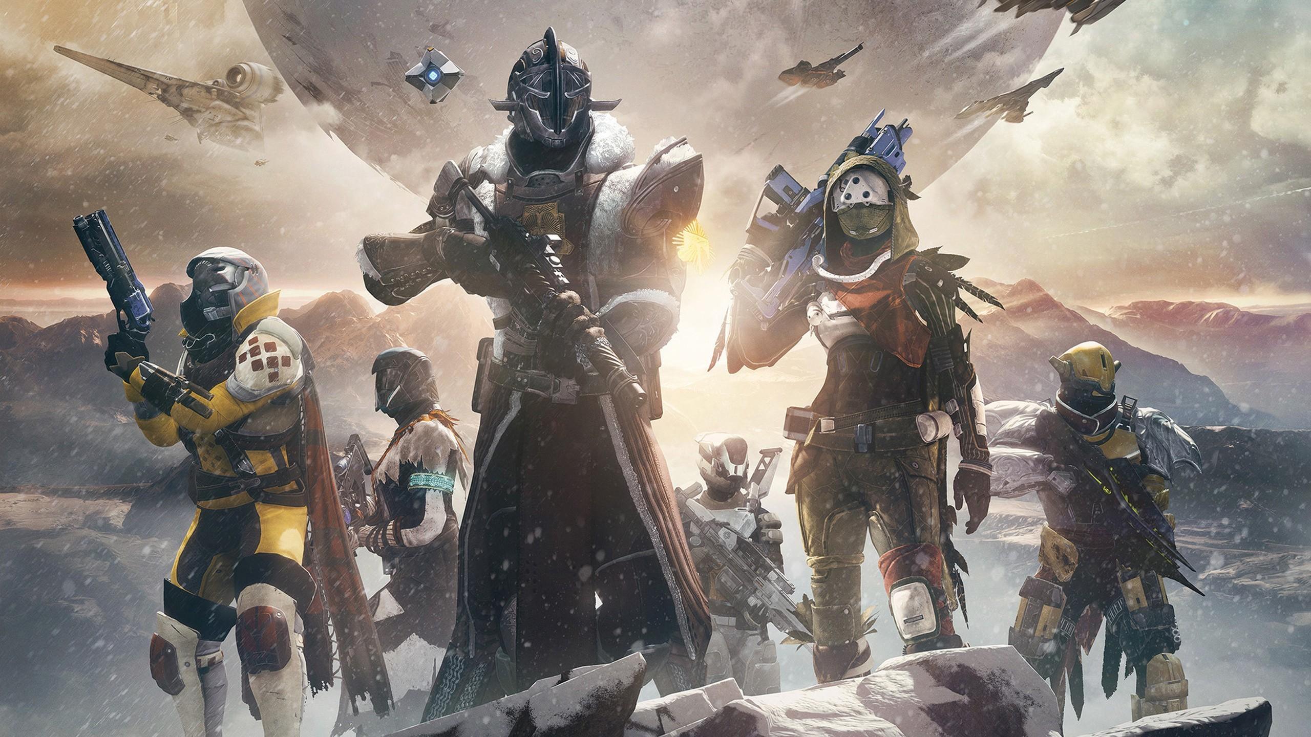 Description: Download Destiny The Collection 2017 Games wallpaper …