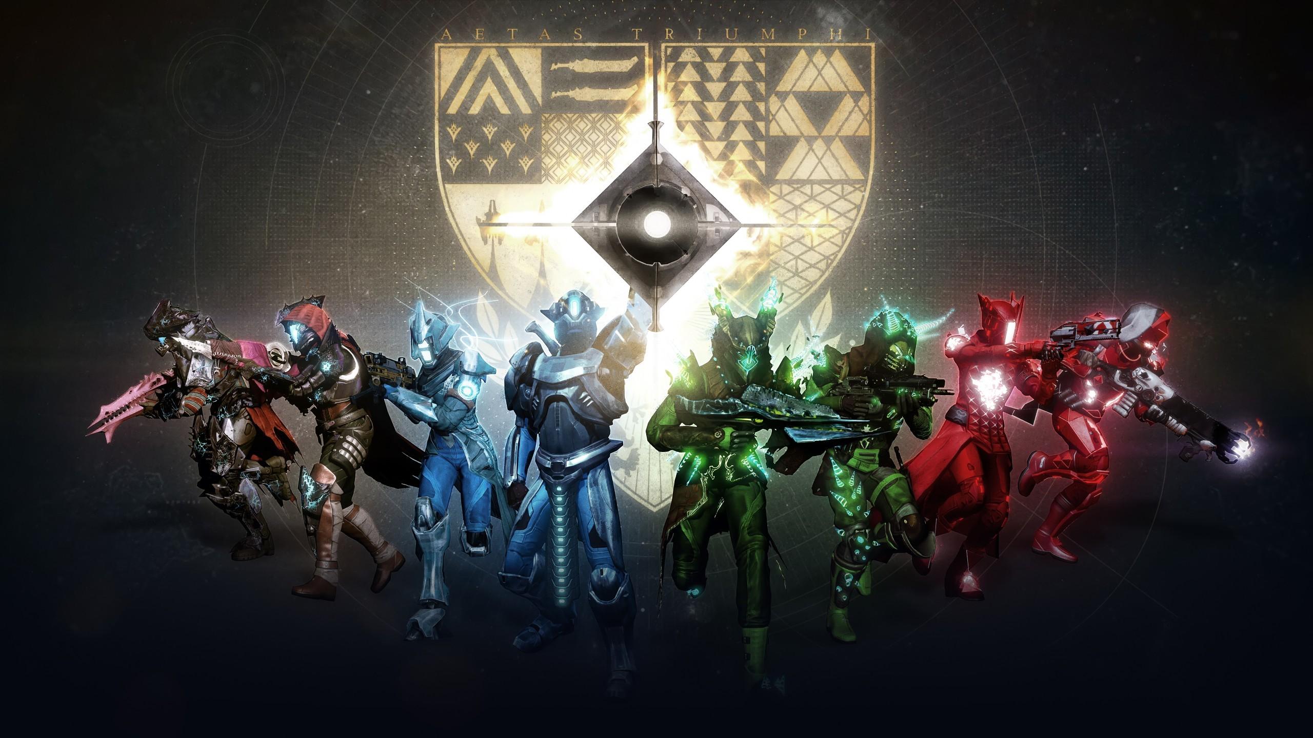 Games / Destiny Wallpaper