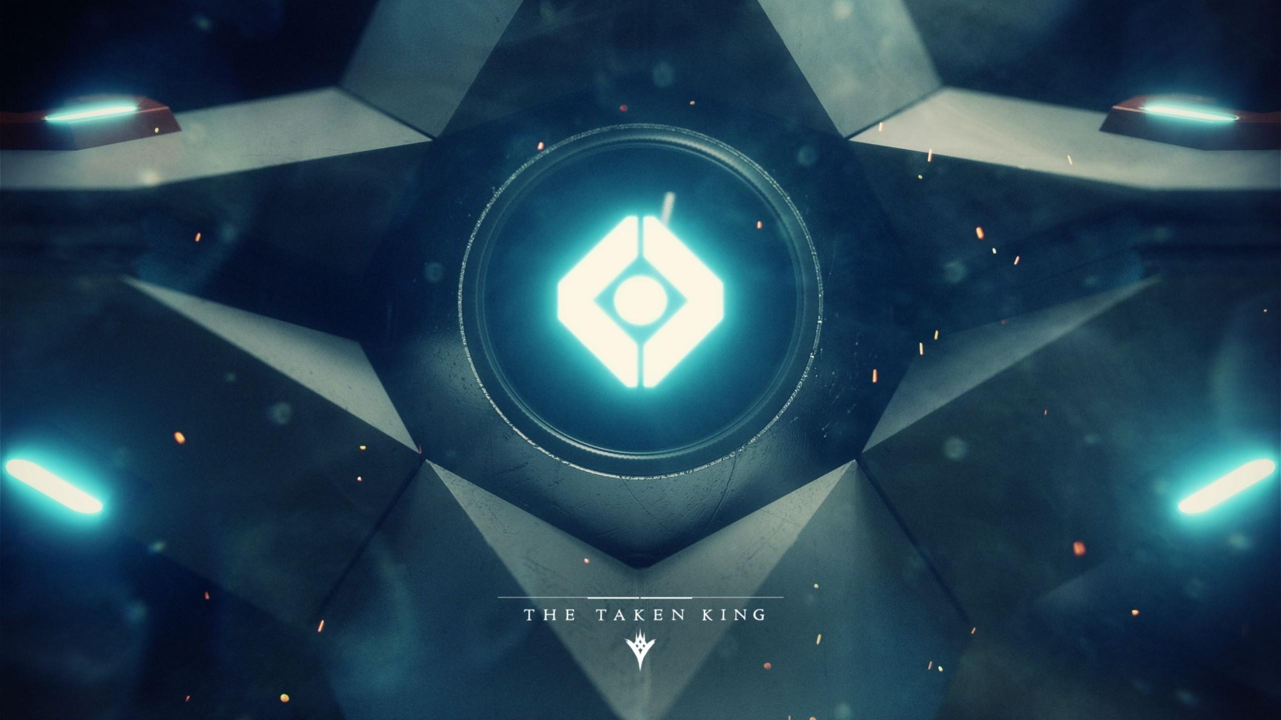 Destiny The Taken King, Logo