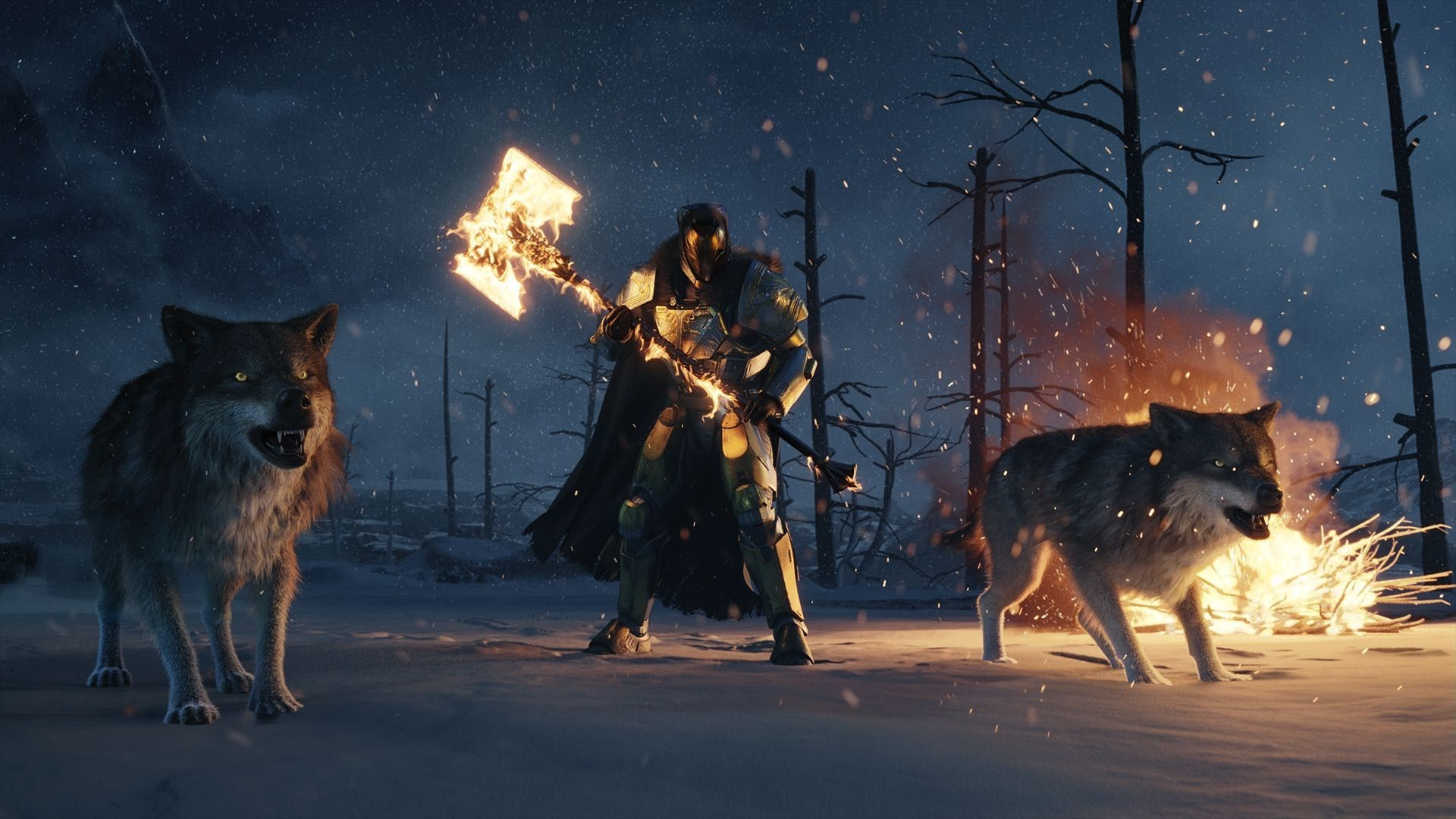Destiny: Rise Of Iron Wallpapers