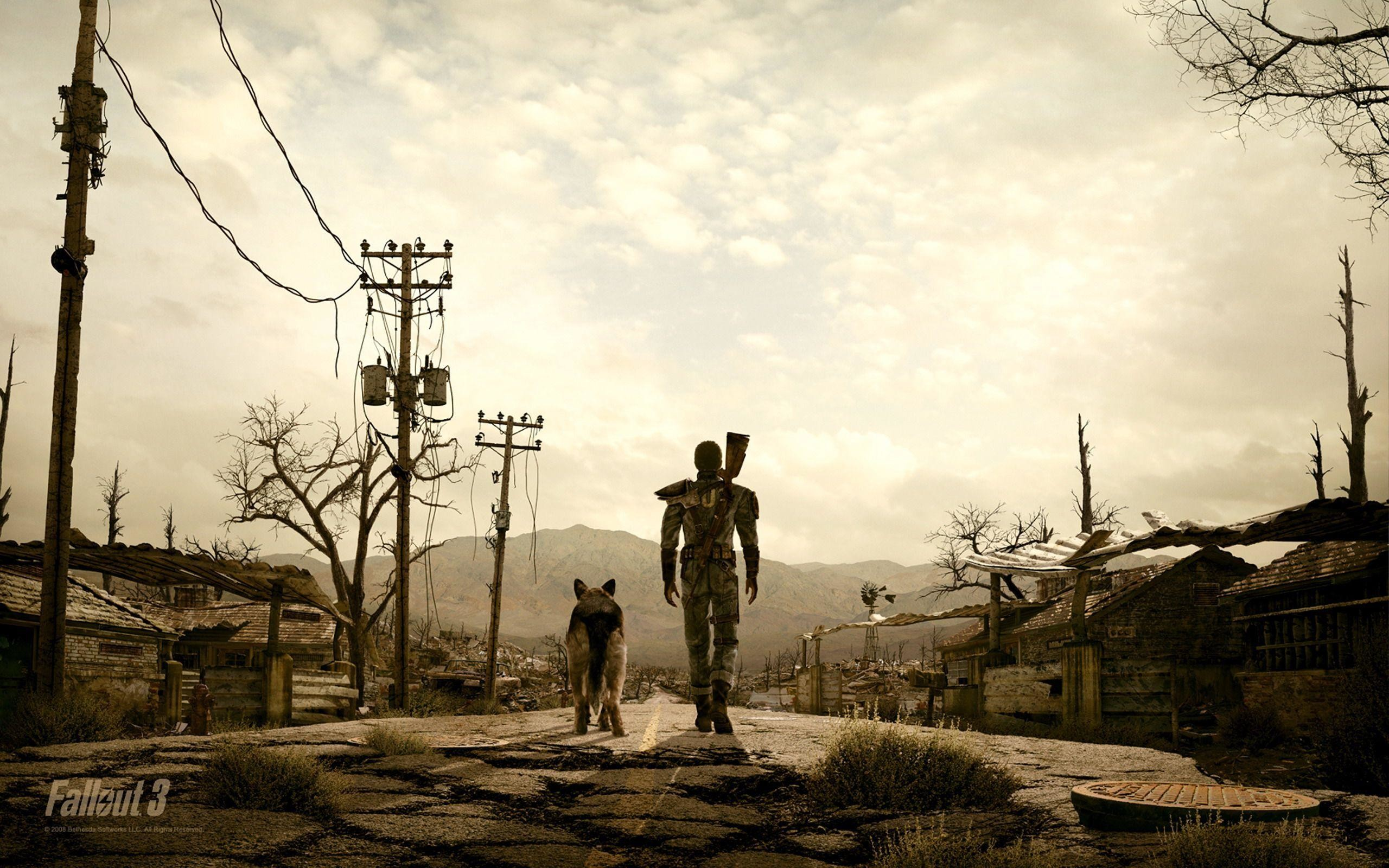 146 Fallout Wallpapers | Fallout Backgrounds