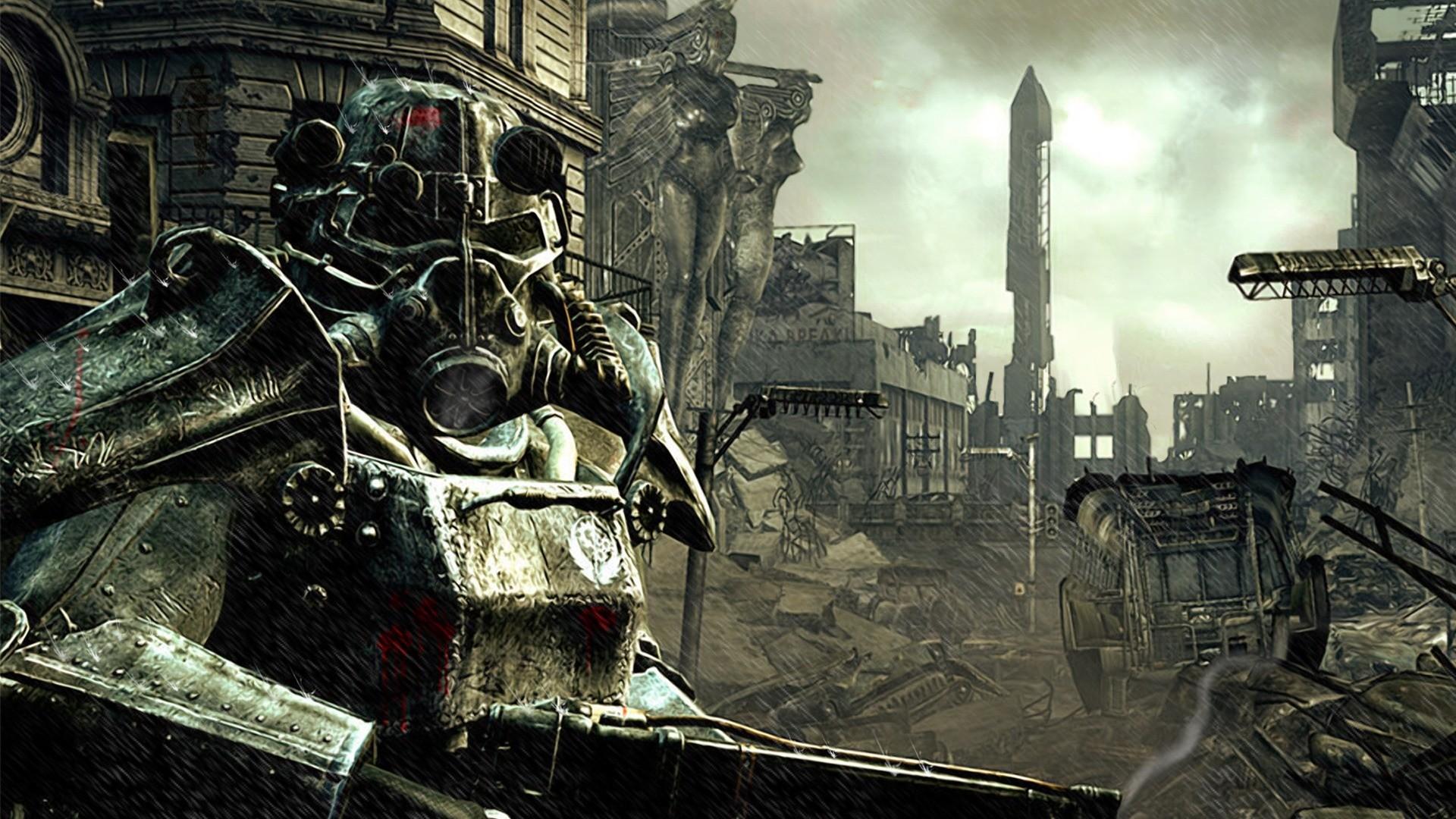 Fallout Game. Download Fallout 1 wallpaper