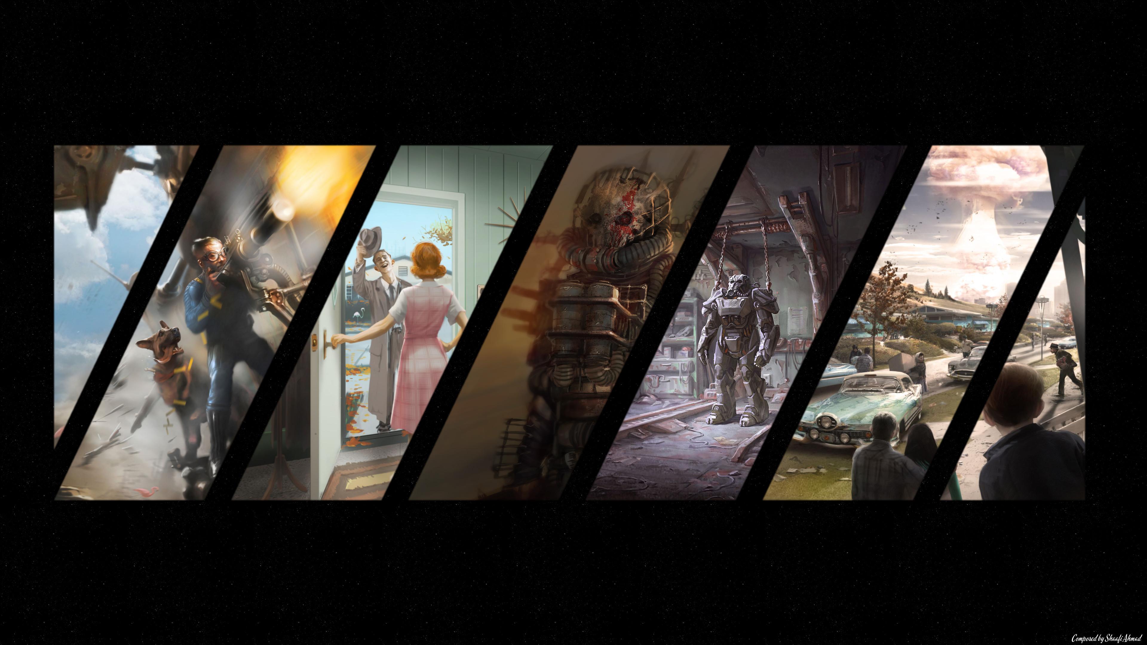 Fallout 4 Wallpaper …