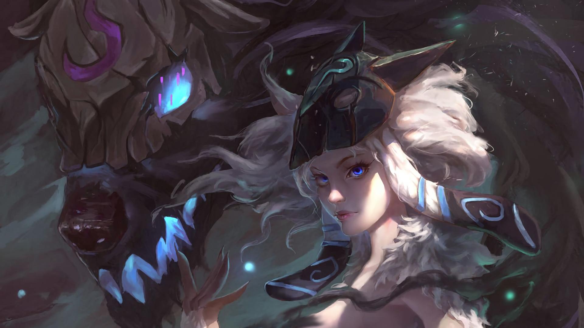 Video Game – League Of Legends Kindred (League of Legends) Bakgrund