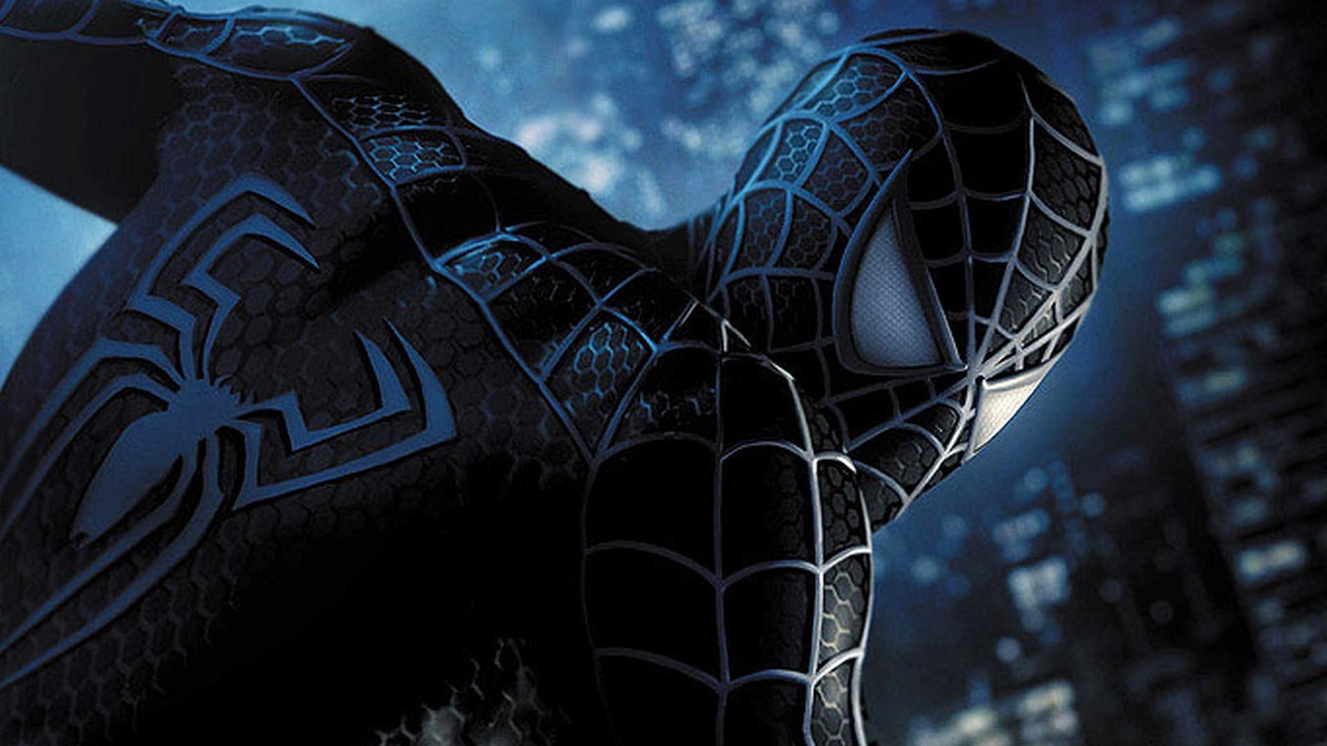 Free spiderman and venom wallpaper background