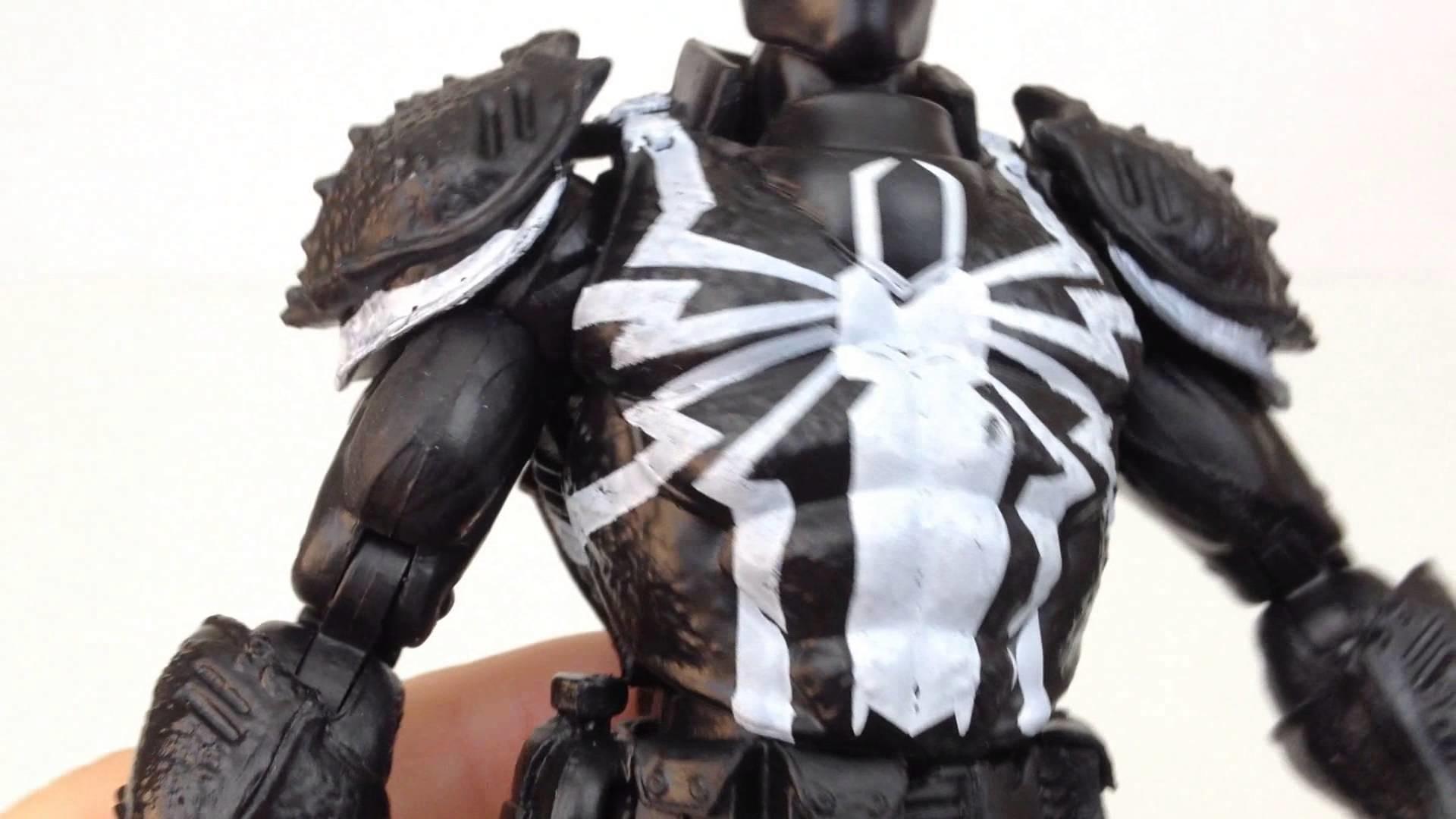 Marvel Legends Agent Venom Walgreens Exclusive