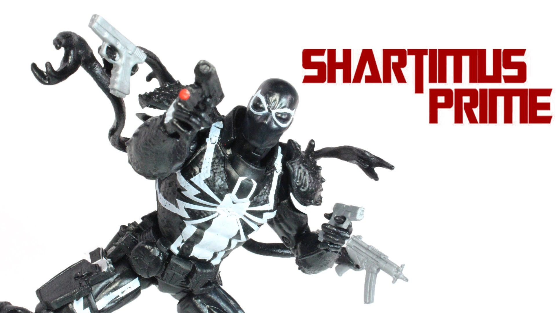 Marvel Legends Agent Venom Walgreens Exclusive Toy Amazing Spider Man 2  Wave Action Figure Review – YouTube