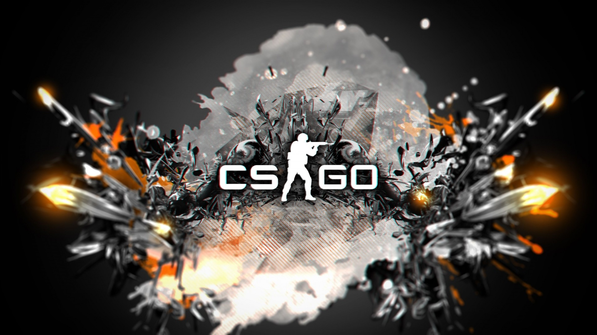 Preview wallpaper counter strike, global offensive, cs, go 1920×1080