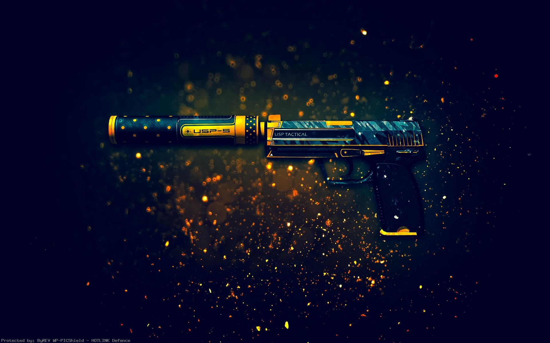 USP-S-Pistol-Orion-Counter-Strike-Global-Offensive- · video-game-Collection- 1920×1080-wallpaper-wp60013403