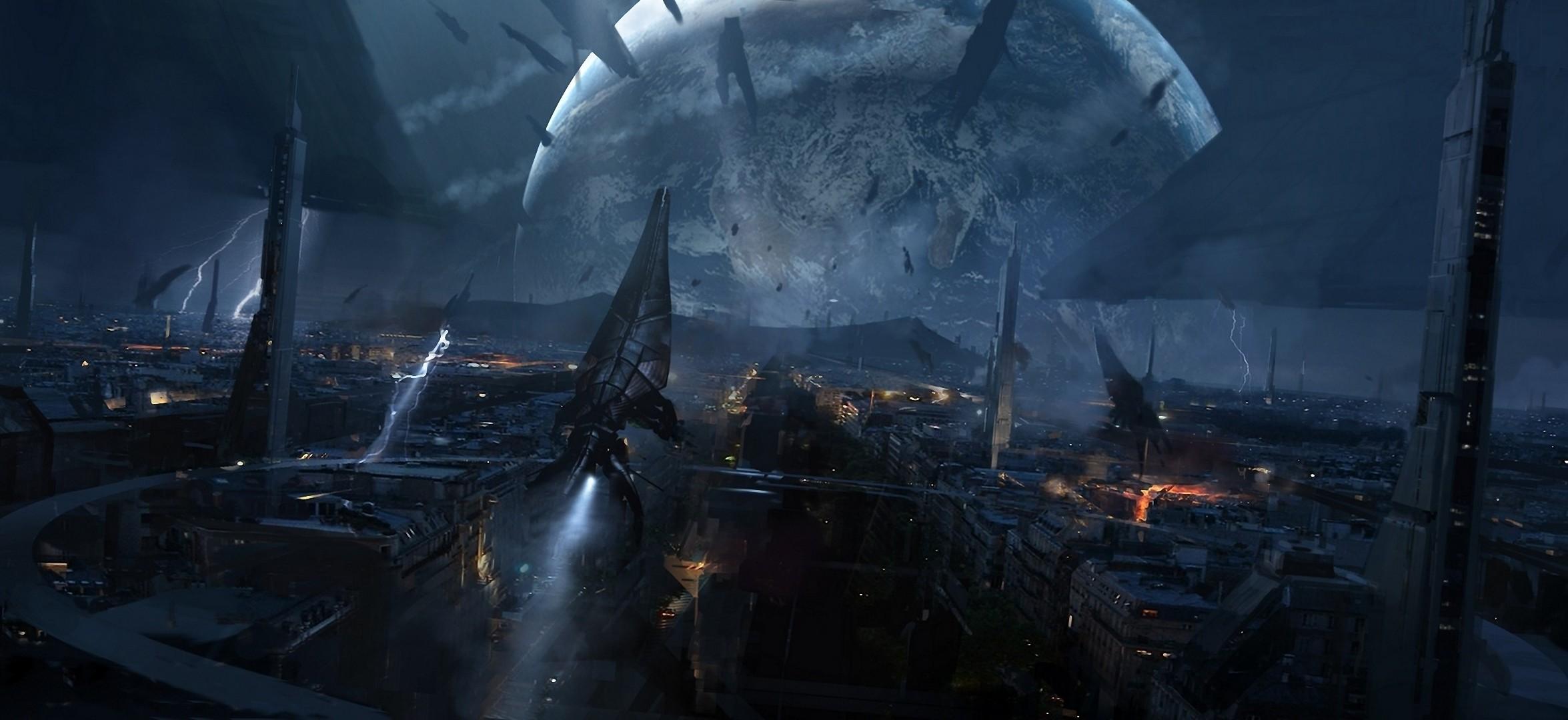 65 Mass Effect Desktop Background