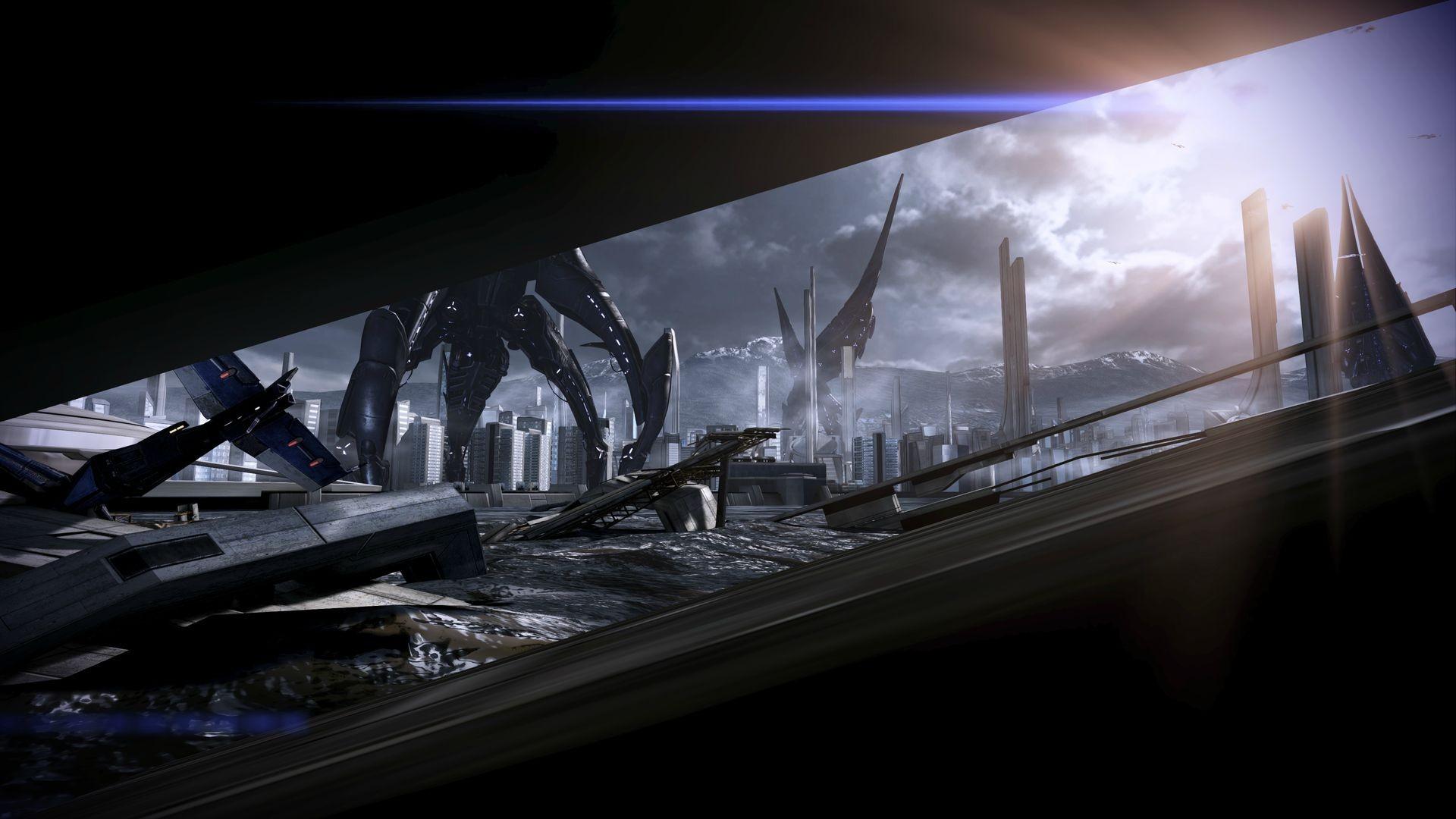 Mass Effect 3 Computer Wallpapers, Desktop Backgrounds   .