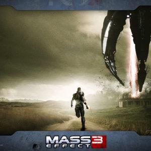 Mass Effect Desktop Background