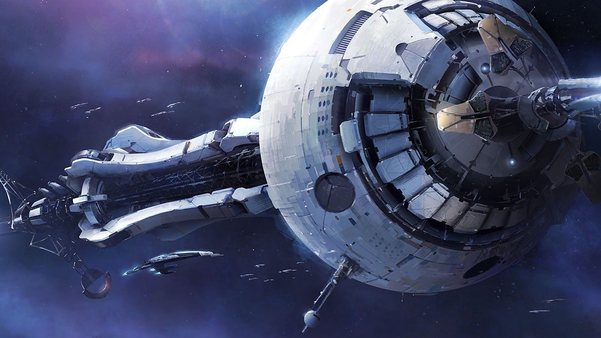 Mass Effect 3 Background –