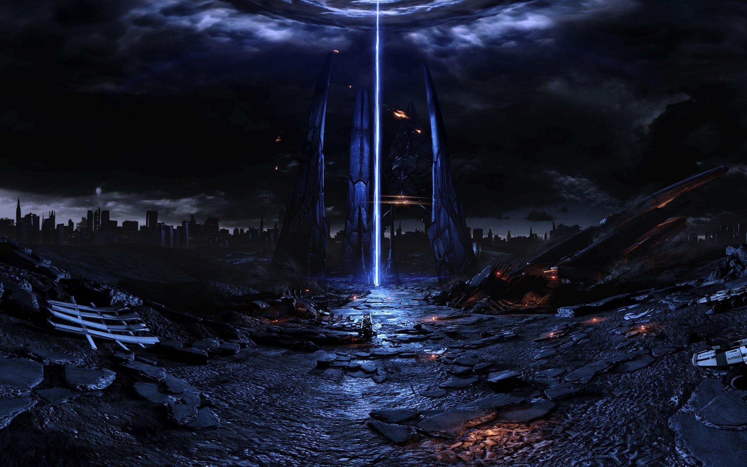 Video Game – Mass Effect 3 Spaceship Wallpaper