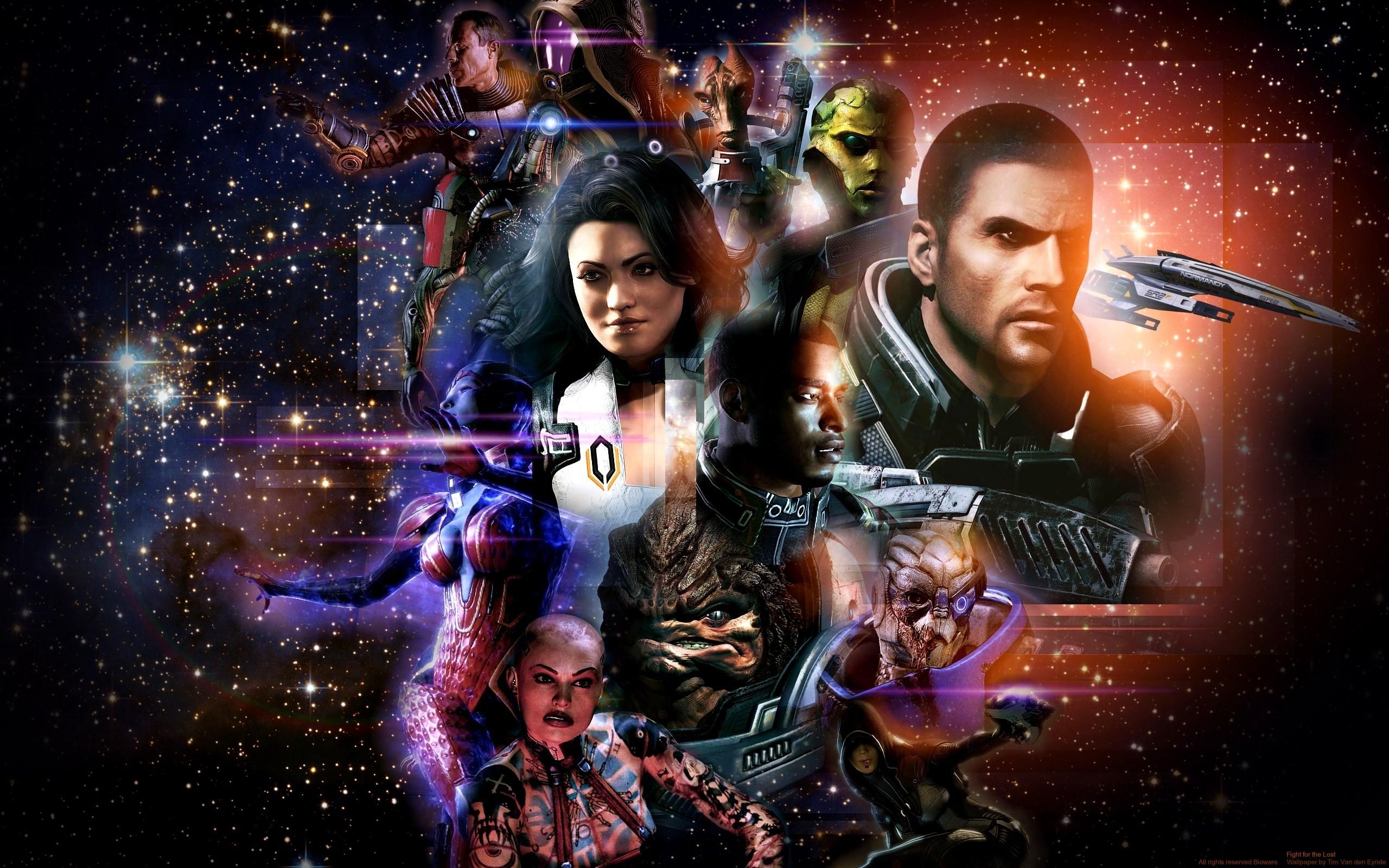 HD Wallpaper   Background ID:106415. Video Game Mass Effect 2