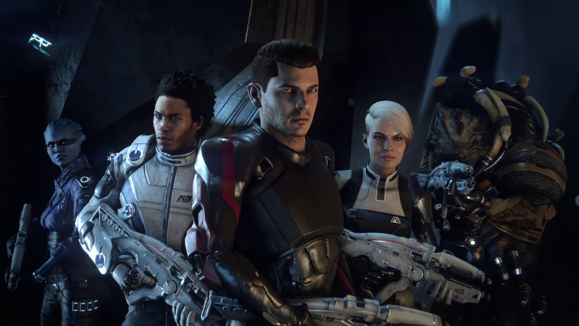 HD Wallpaper   Background ID:794754. Video Game Mass Effect:  Andromeda