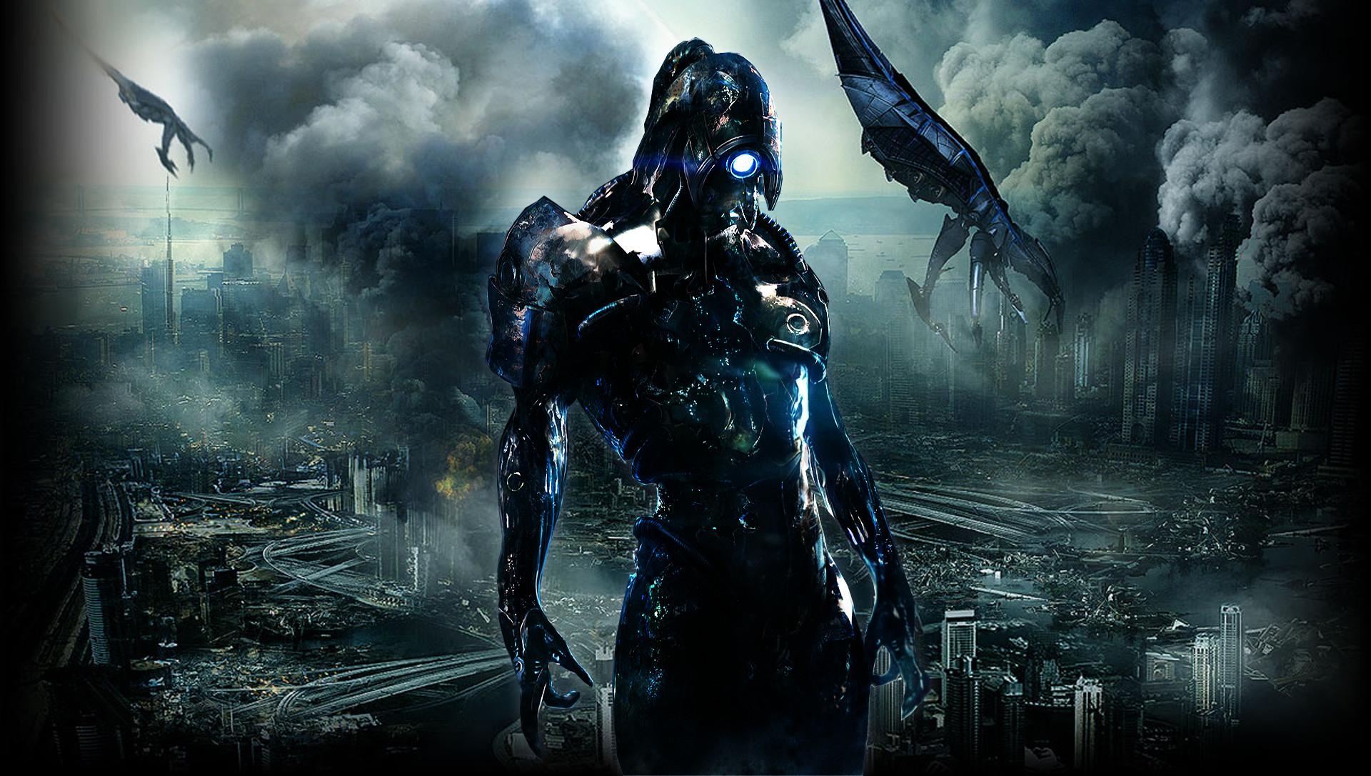 HD Wallpaper   Background ID:420999. Video Game Mass Effect 3
