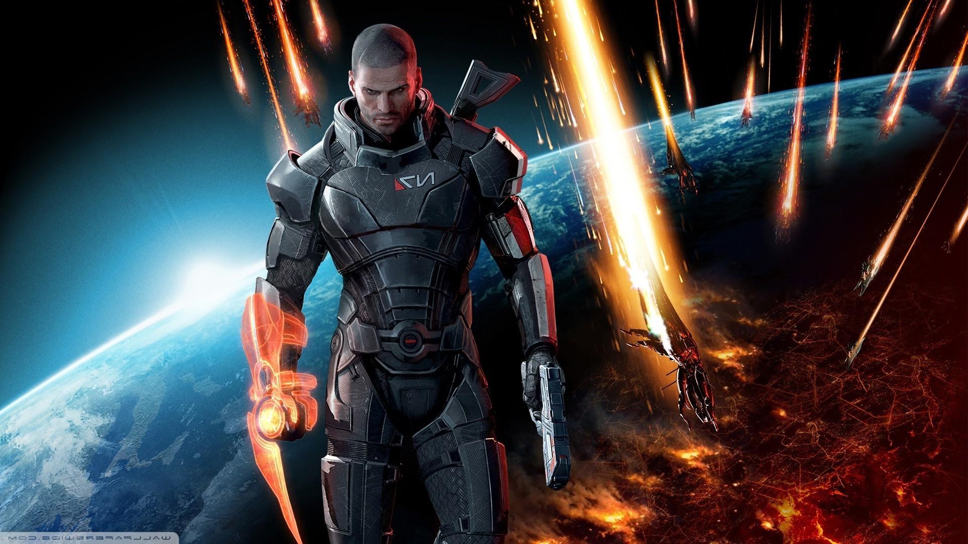 Mass Effect, Video Games, Mass Effect 3 Wallpapers HD / Desktop and Mobile  Backgrounds