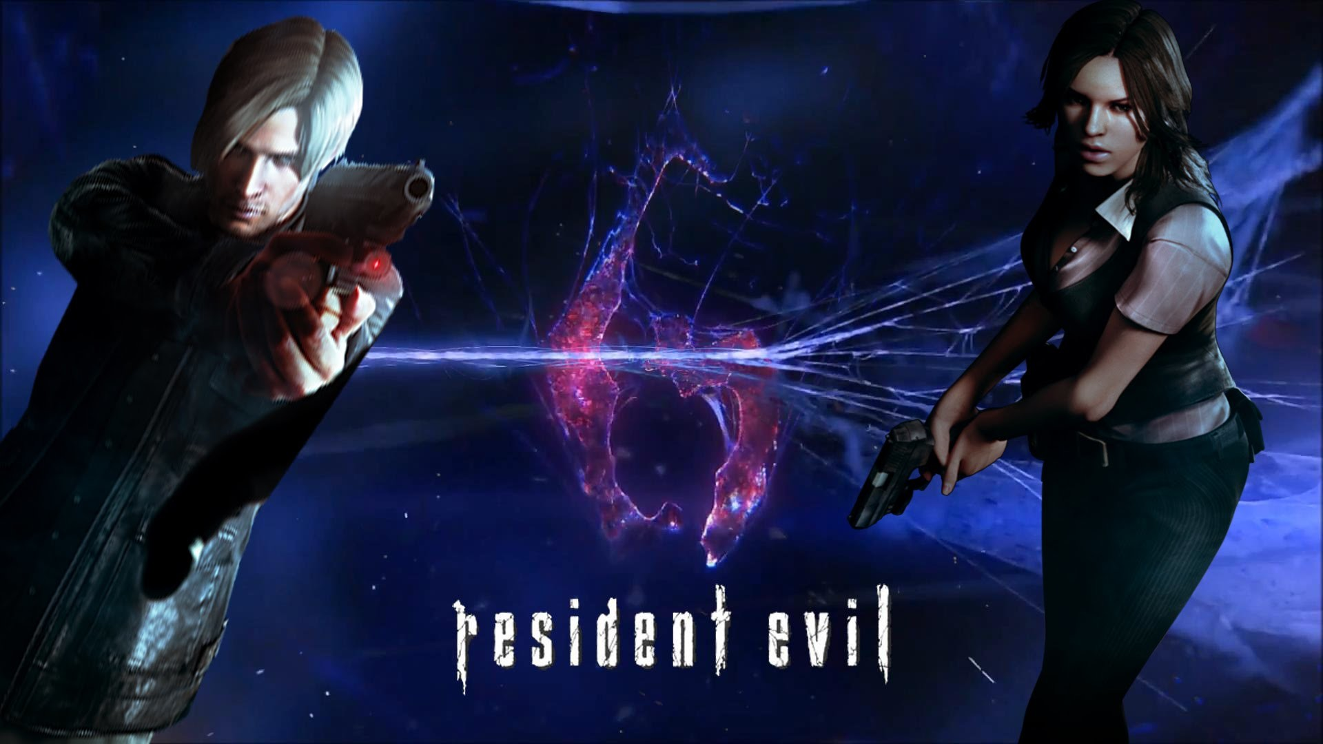 Resident Evil 6 РLEON E HELENA#3 РAventuras Subterr̢neas! Р FT:GuestExtreme
