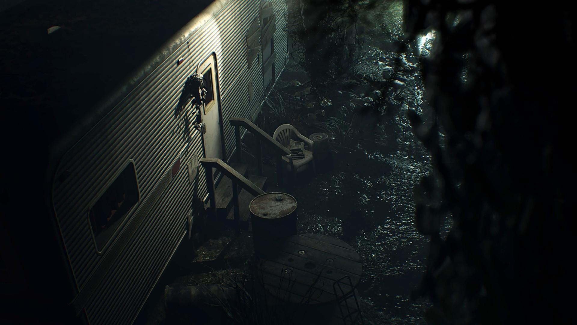 Resident Evil 7: Biohazard Full HD Wallpaper