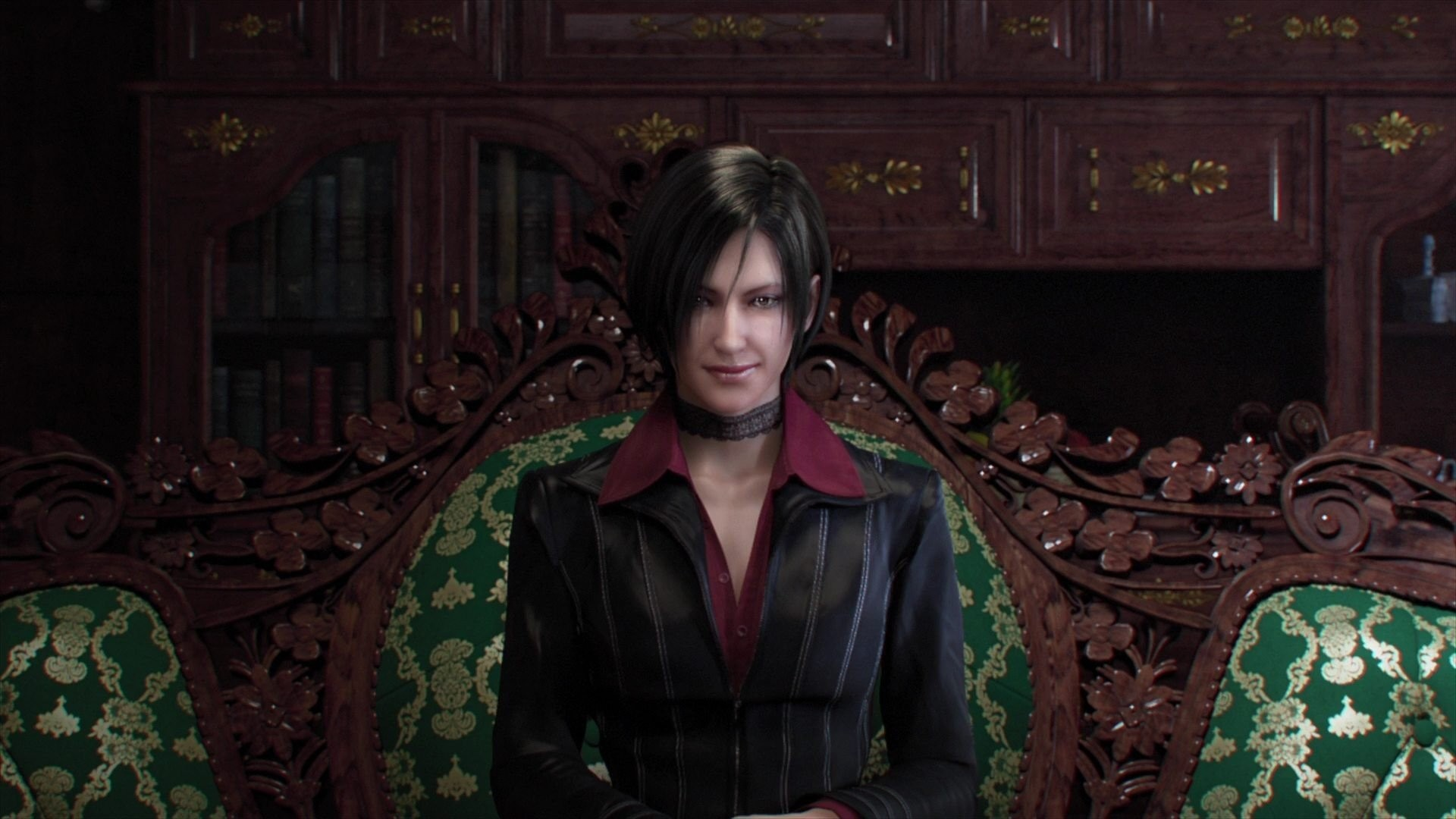 Resident Evil Ada Wong …