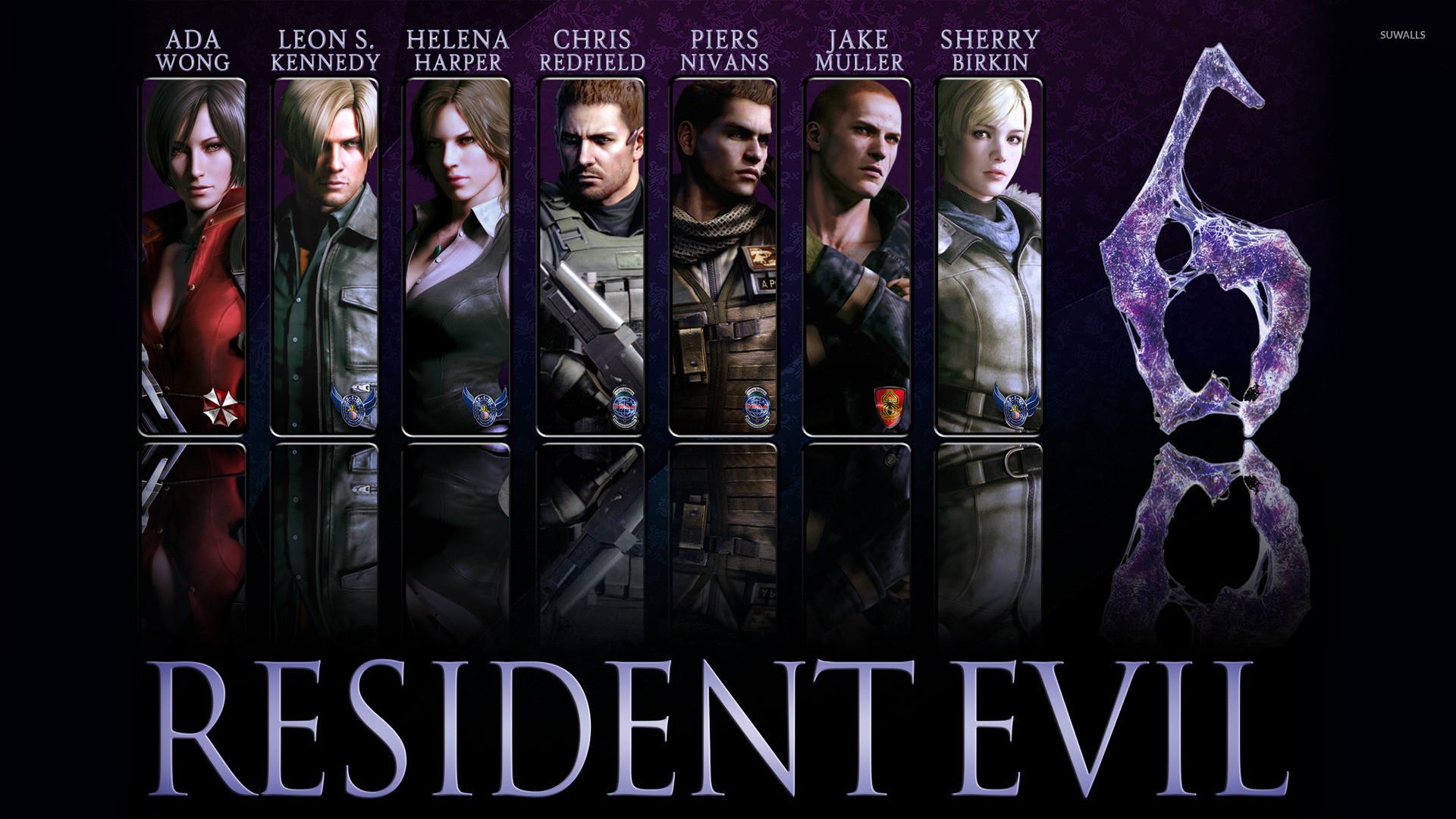 Resident Evil Wallpaper by Sonic on DeviantArt 1920×1080