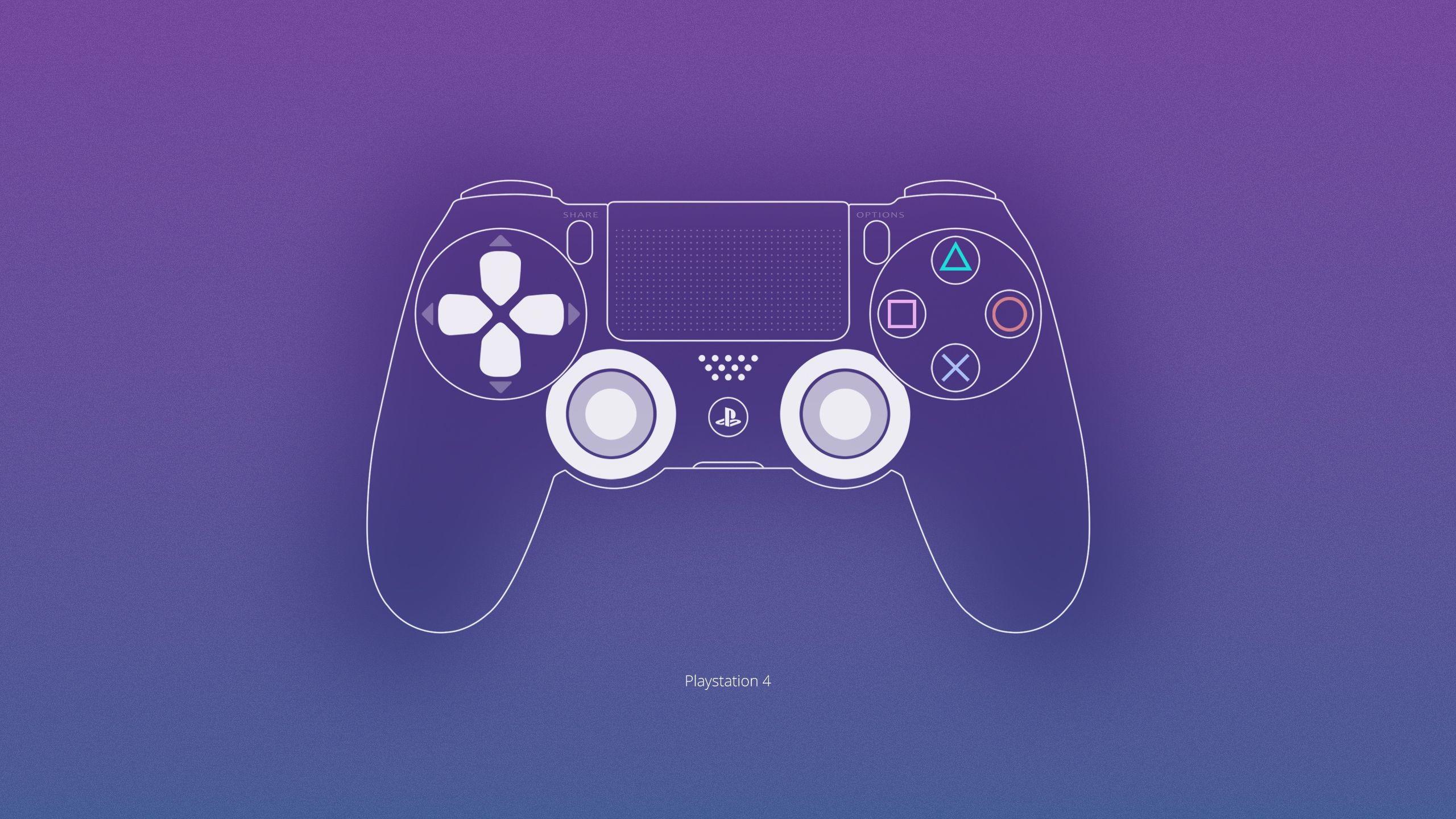 Playstation 4 Wallpaper by ljdesigner on DeviantArt