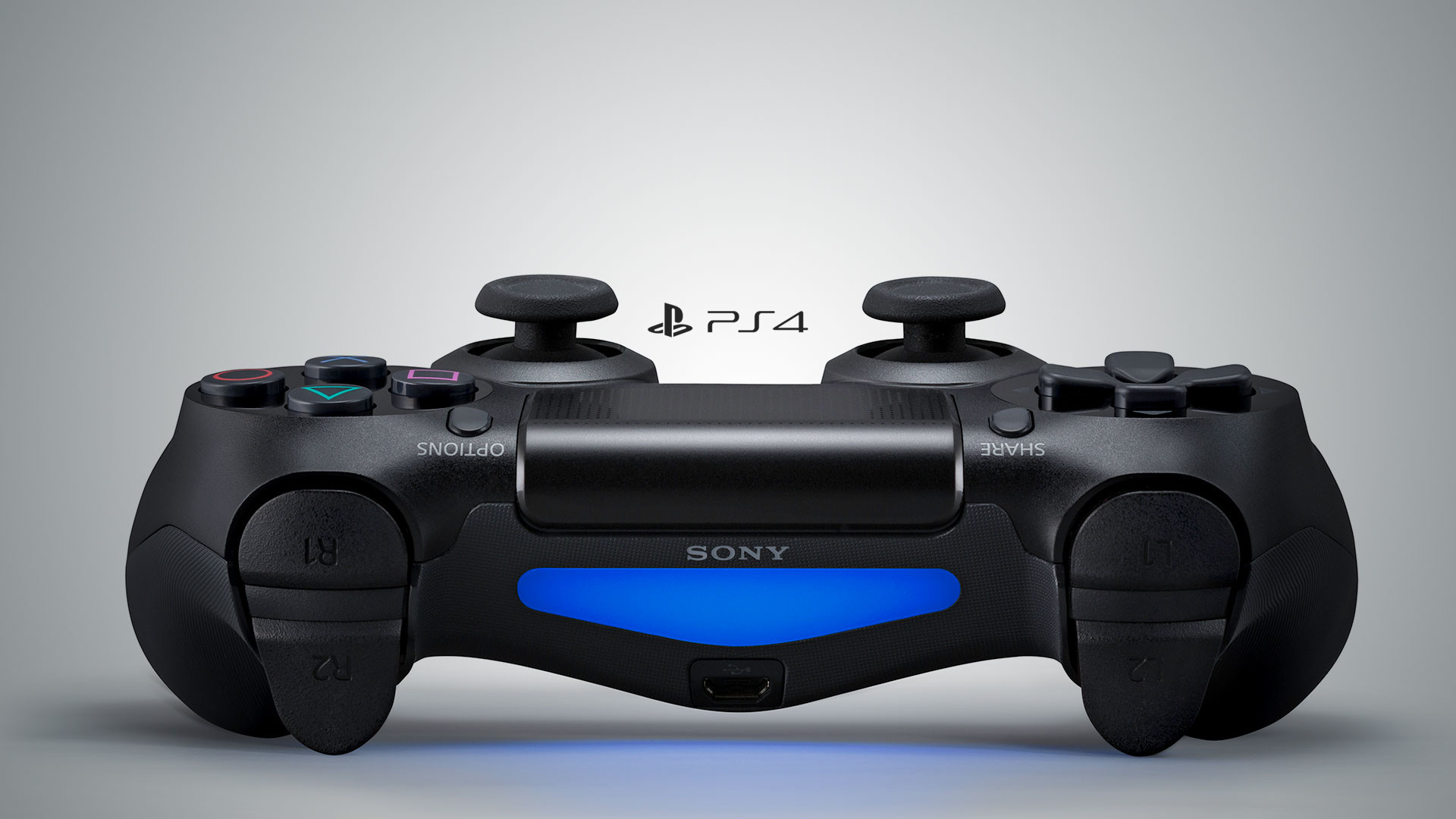 First Look – Playstation 4. PS4-controller-HD-Wallpaper