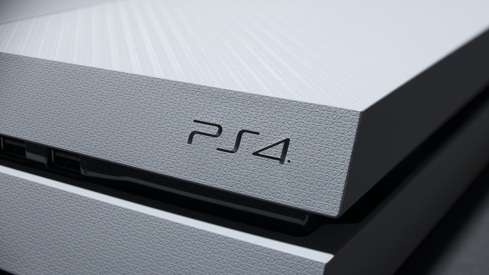 Wallpaper ps4, game console, sony, playstation 4