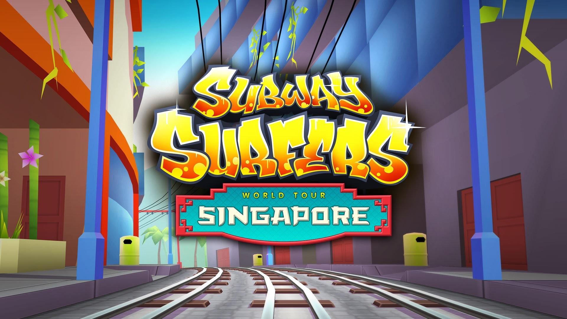 Download Subway Surfers Singapore Apk File Free