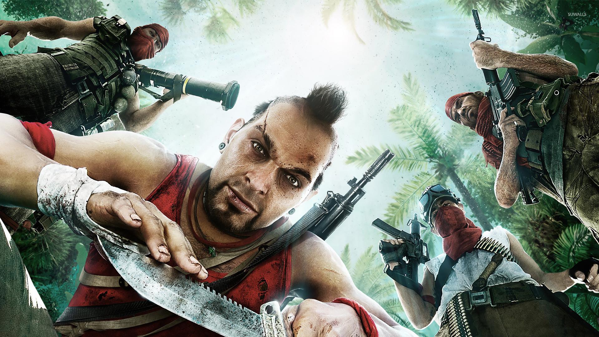 Vaas – Far Cry 3 [2] wallpaper jpg