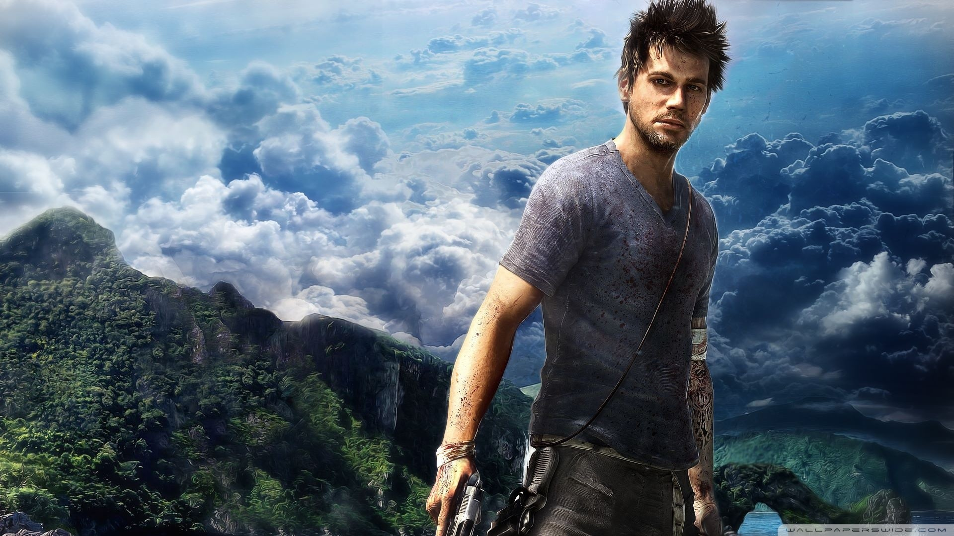 Published 21 January 2013 at 1920 × 1080 in Far Cry 3.