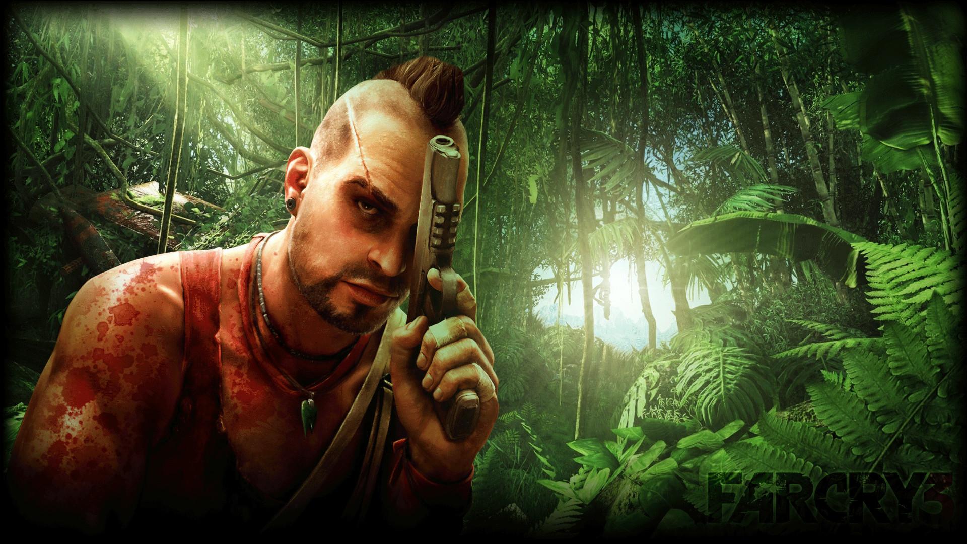… cursedblade1337 Far Cry 3 (background) by cursedblade1337